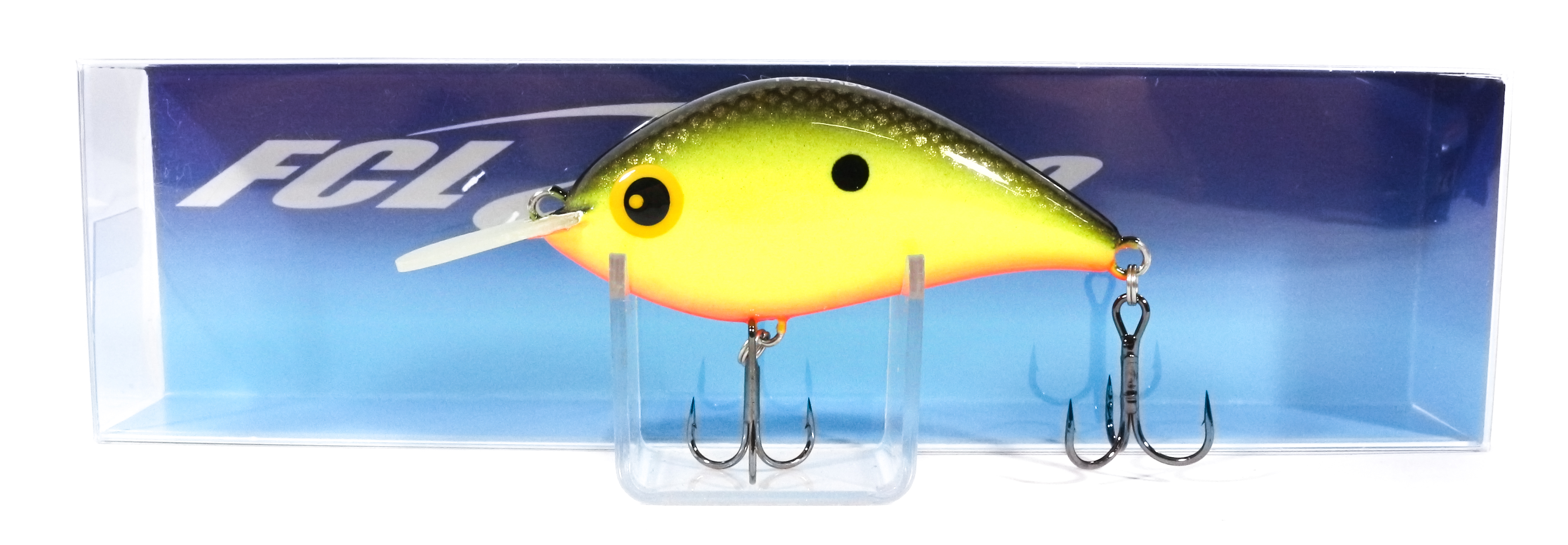 FCL Labo Lure TKC 60 Floating Lure CBK (3863)