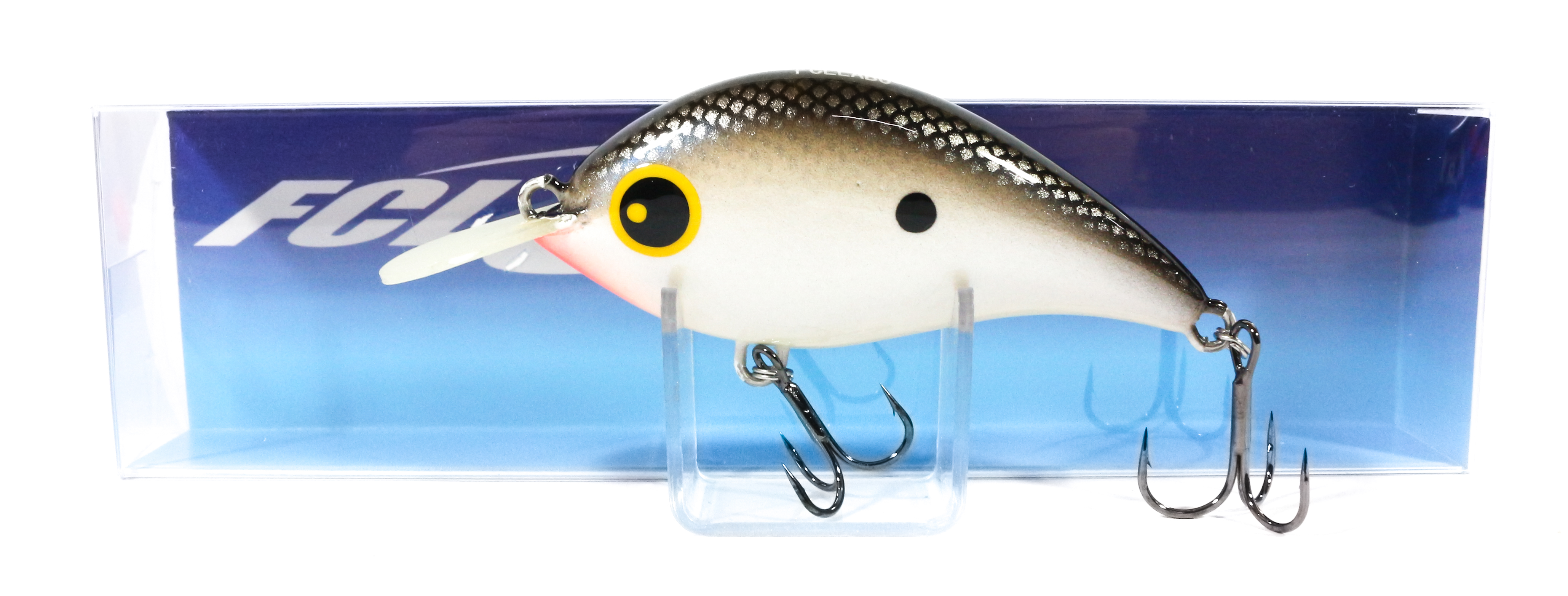 FCL Labo Lure TKC 70 Floating Lure WBK (3986)