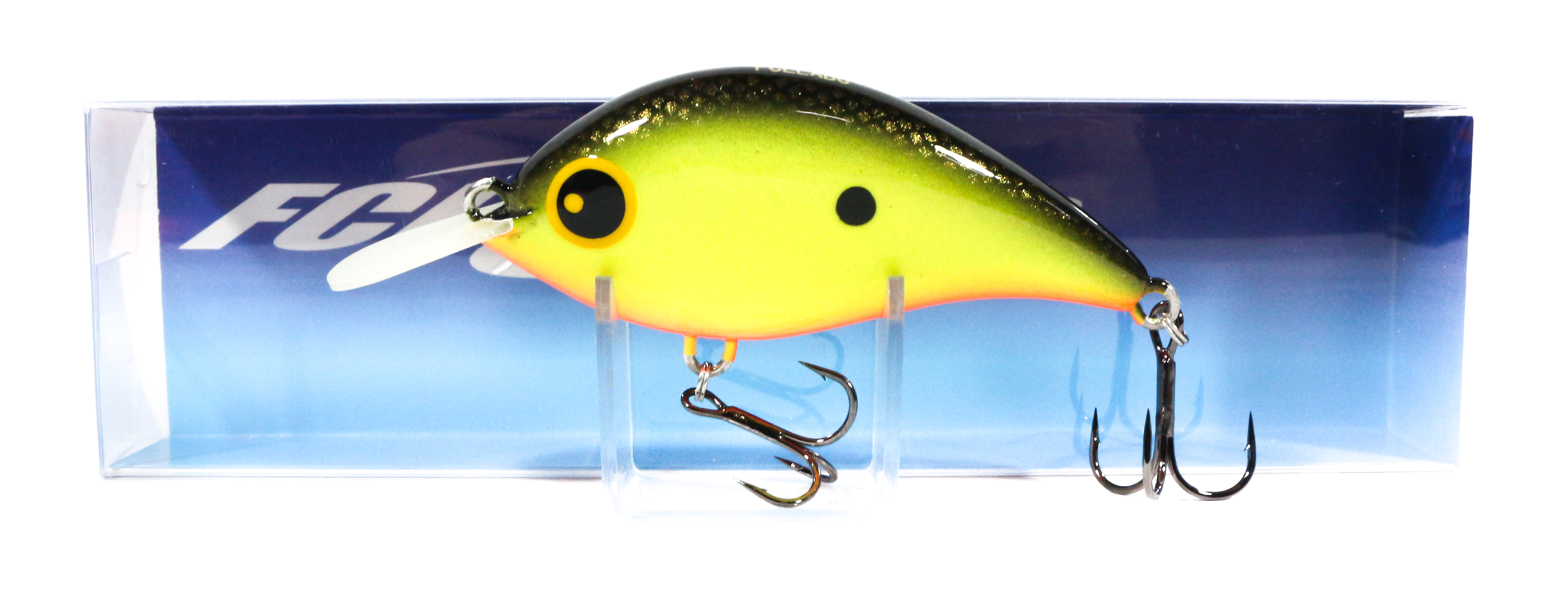 FCL Labo Lure TKC 70 Floating Lure CBK (3993)