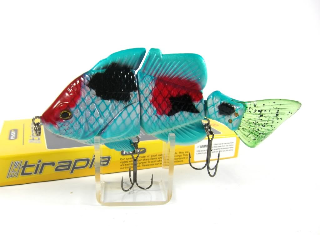 Sale Fast Tirapia Flat Side Jointed Lipless Lure 03 (6003)