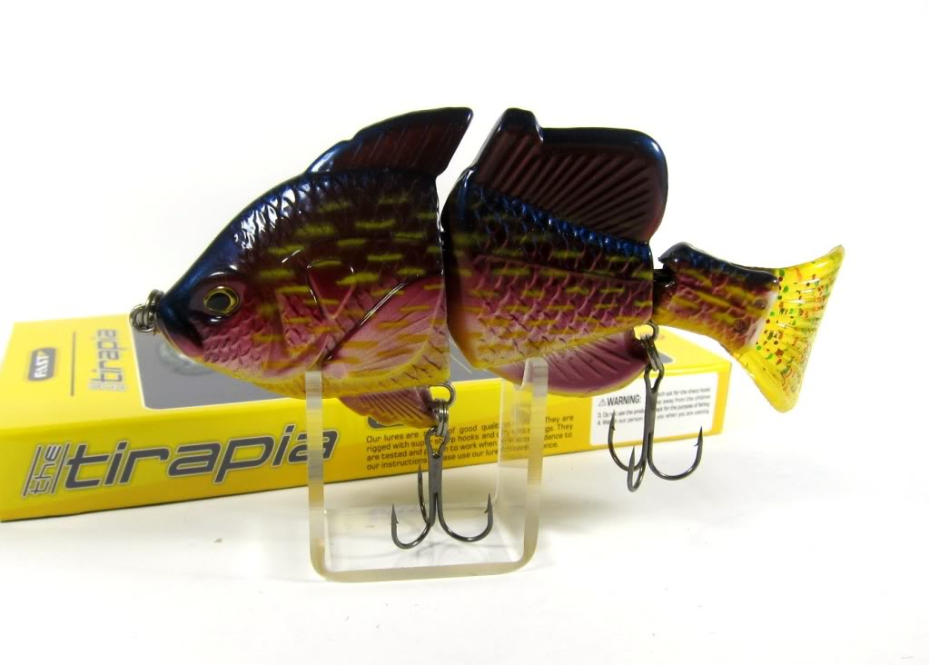 Sale Fast Tirapia Flat Side Jointed Lipless Lure 07 (6007)