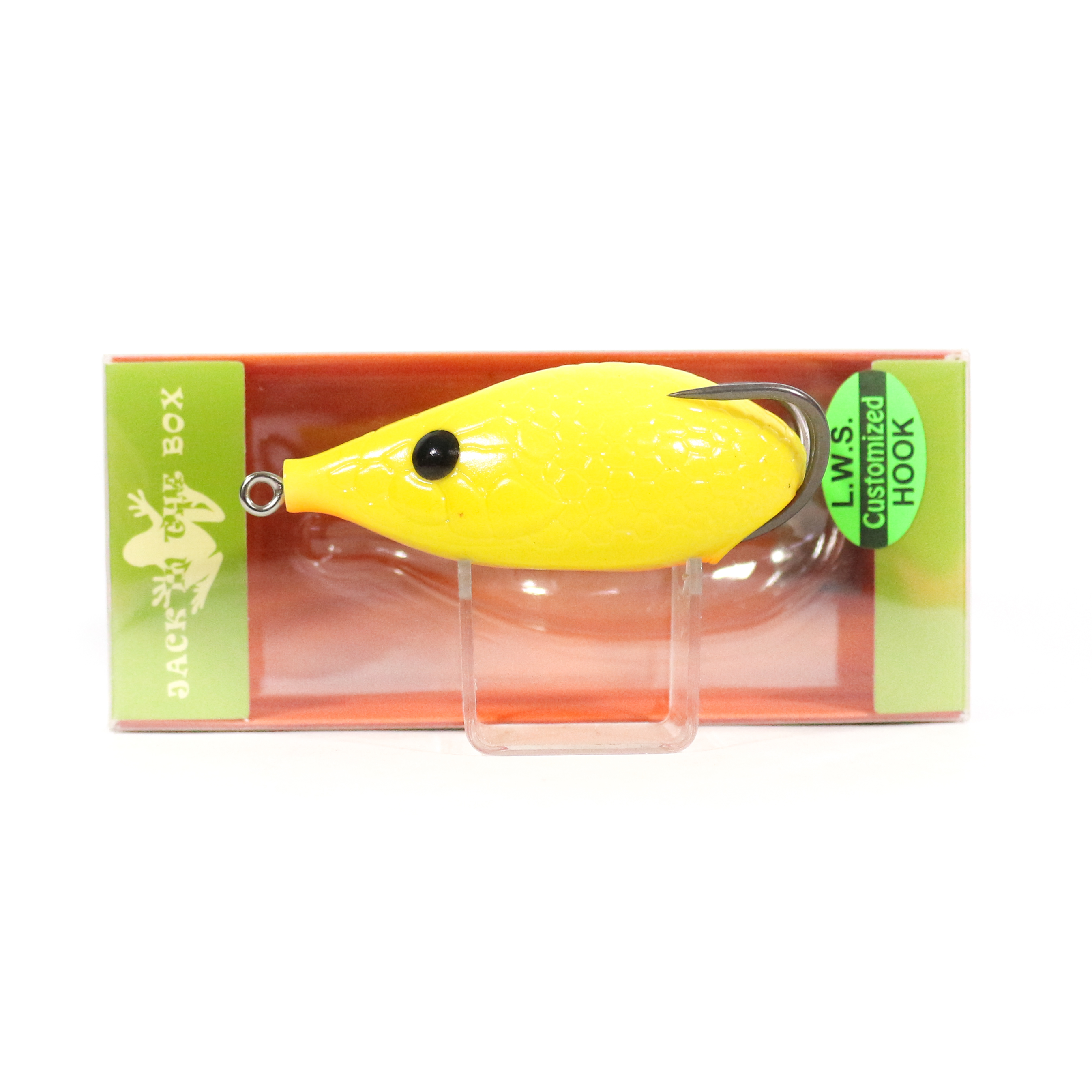 Finesse Tiny Anaconda Soft Plastic Floating Lure 28 (9575)