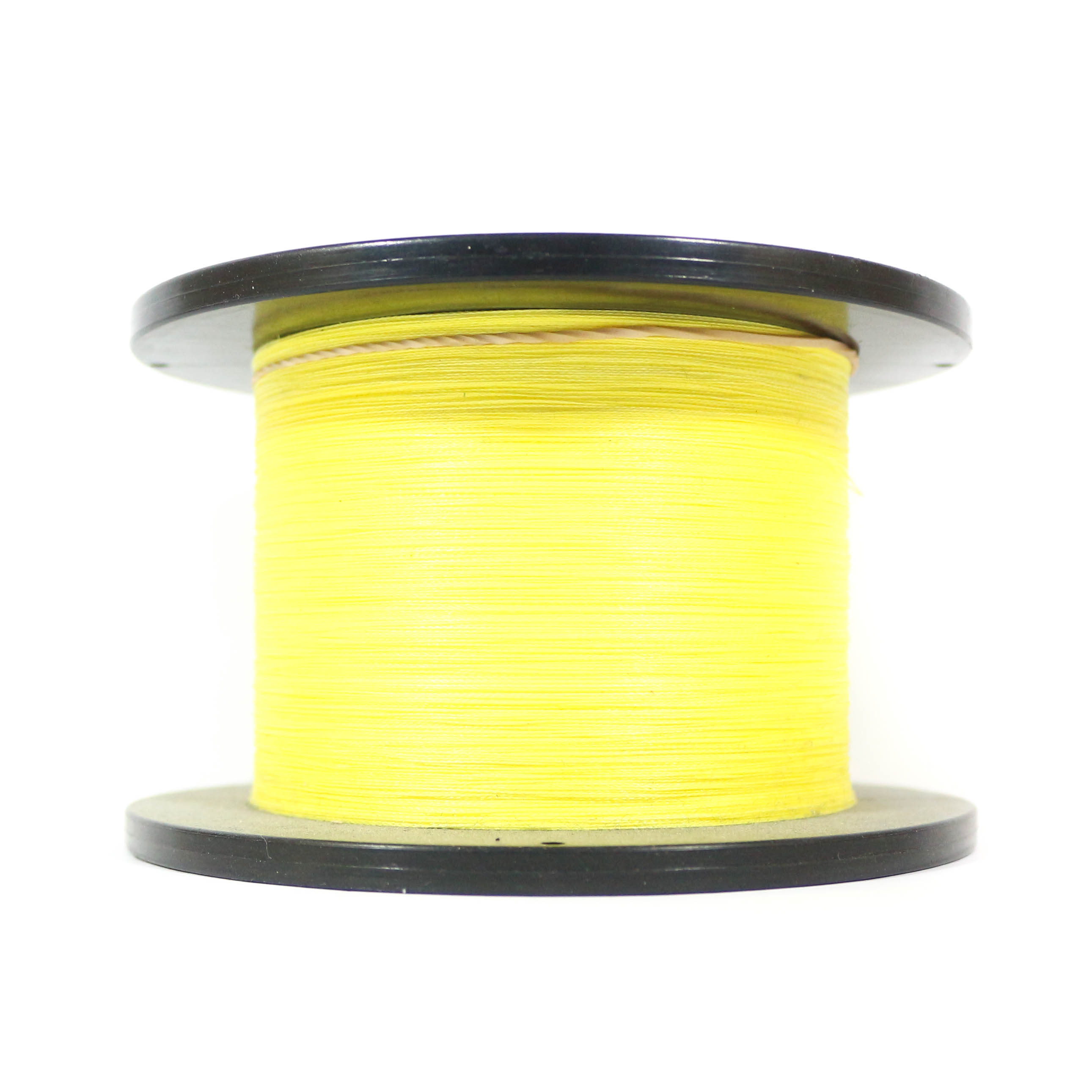 Sale Fins PRT Braided Spectra Line 20lb 500yds Yellow (0186)