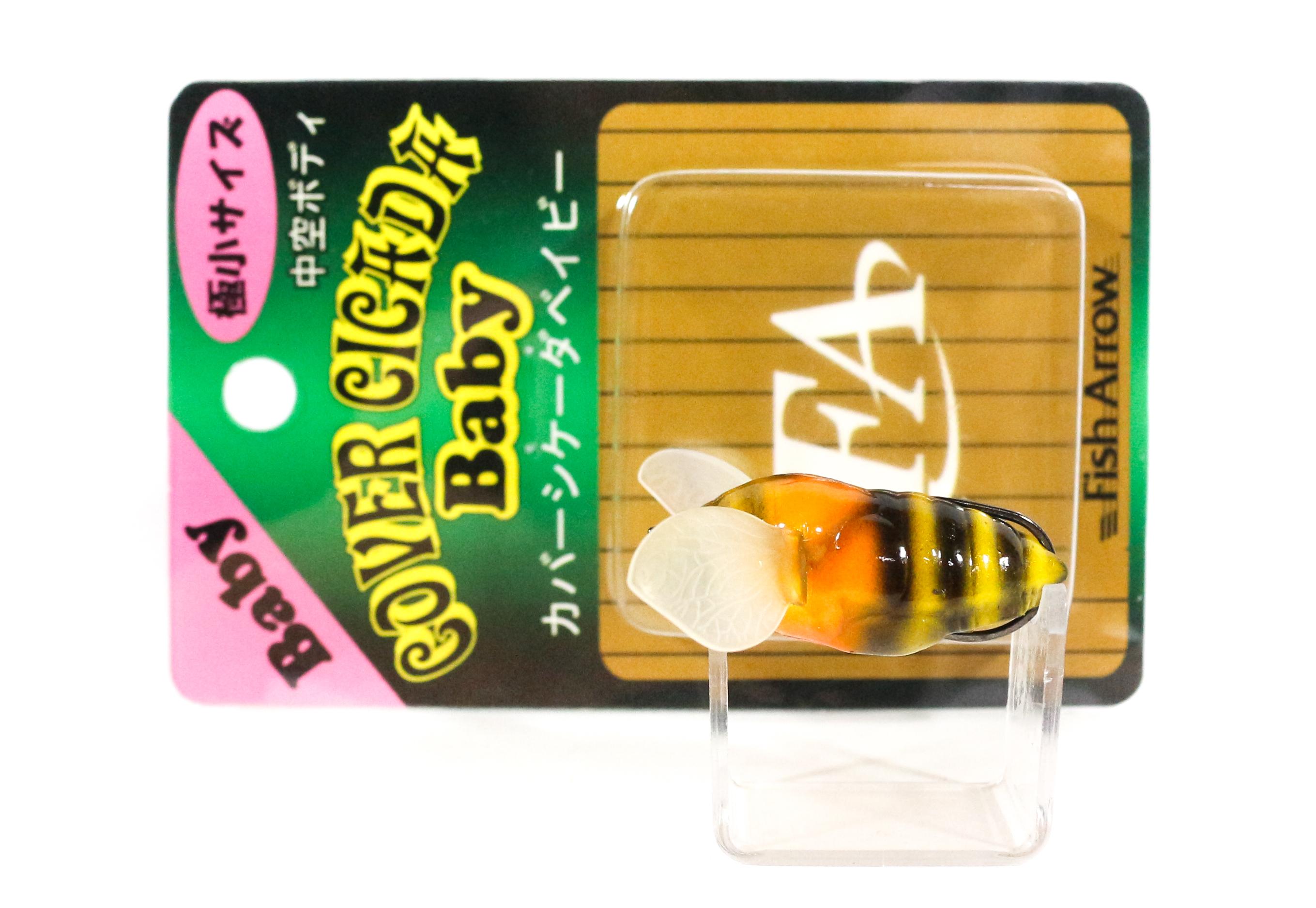 Fish Arrow Soft Lure Cover Cicada Baby 3.5 gram 35mm #11 (7484)