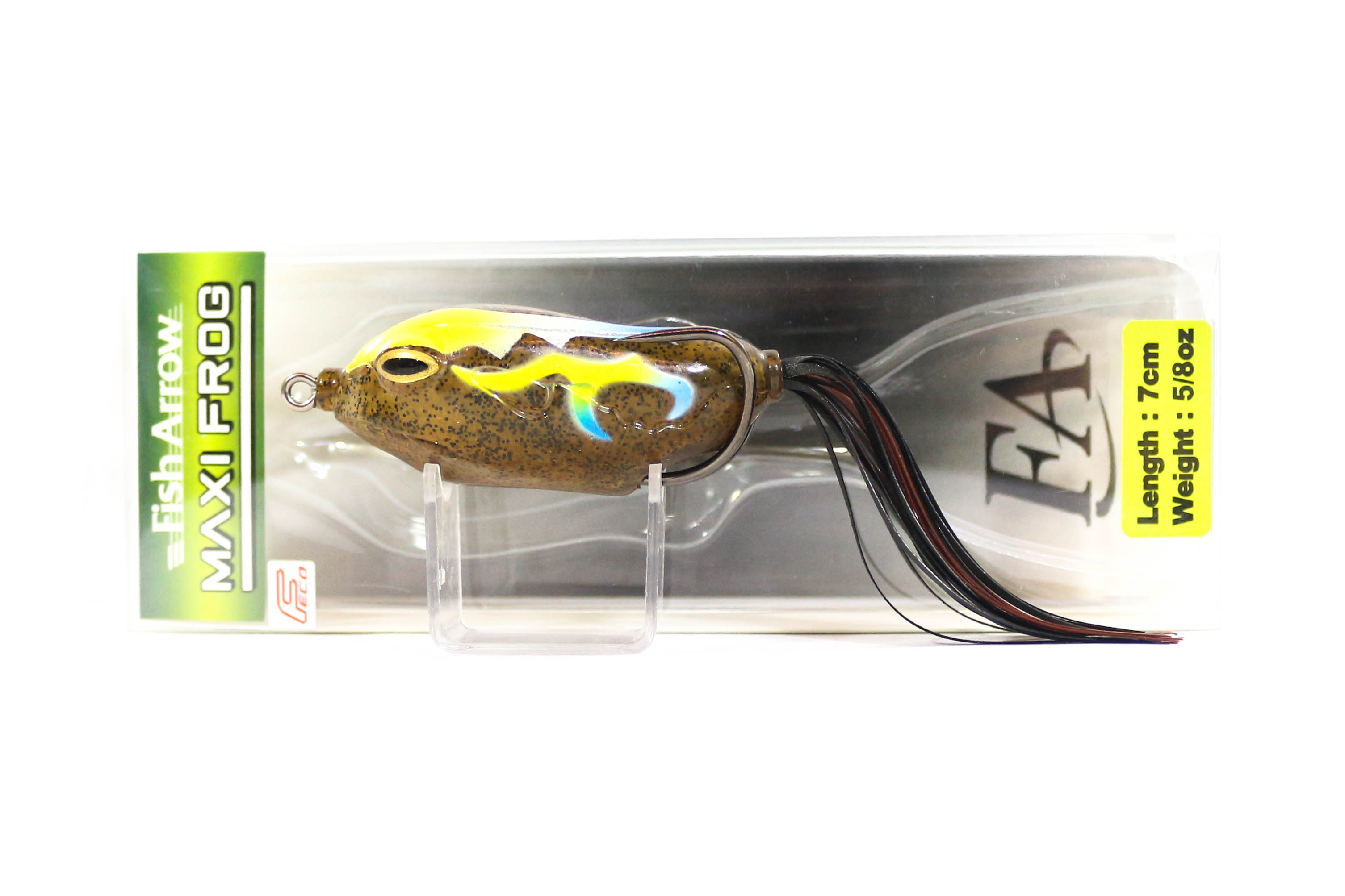 Fish Arrow Maxi Frog 7 cm 5/8 oz Soft Plastic Floating Lure 03 (4170)
