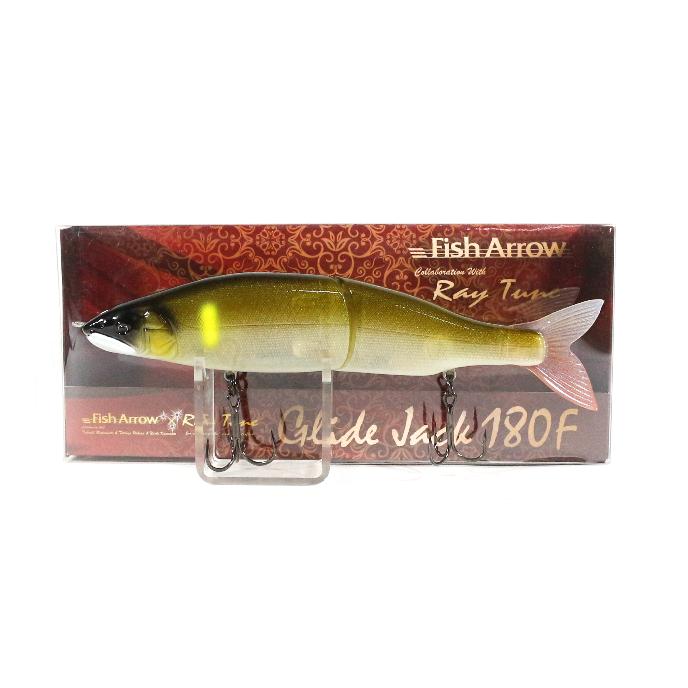 Fish Arrow Glide Jack 180F 57 grams Floating Lure #02 (2305)