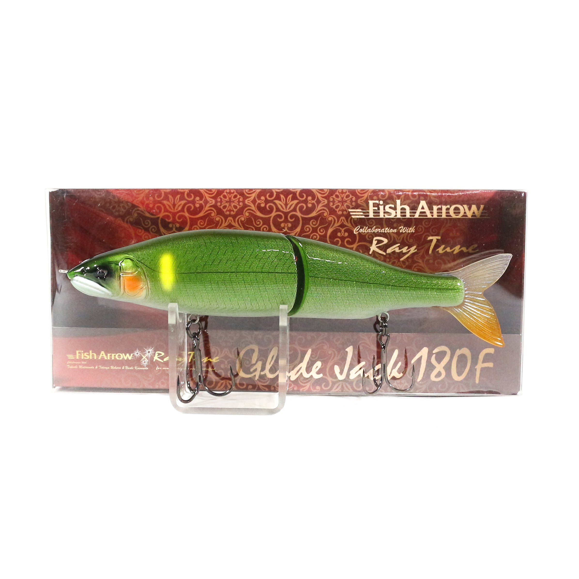 Fish Arrow Glide Jack 180F 57 grams Floating Lure #03 (2312)