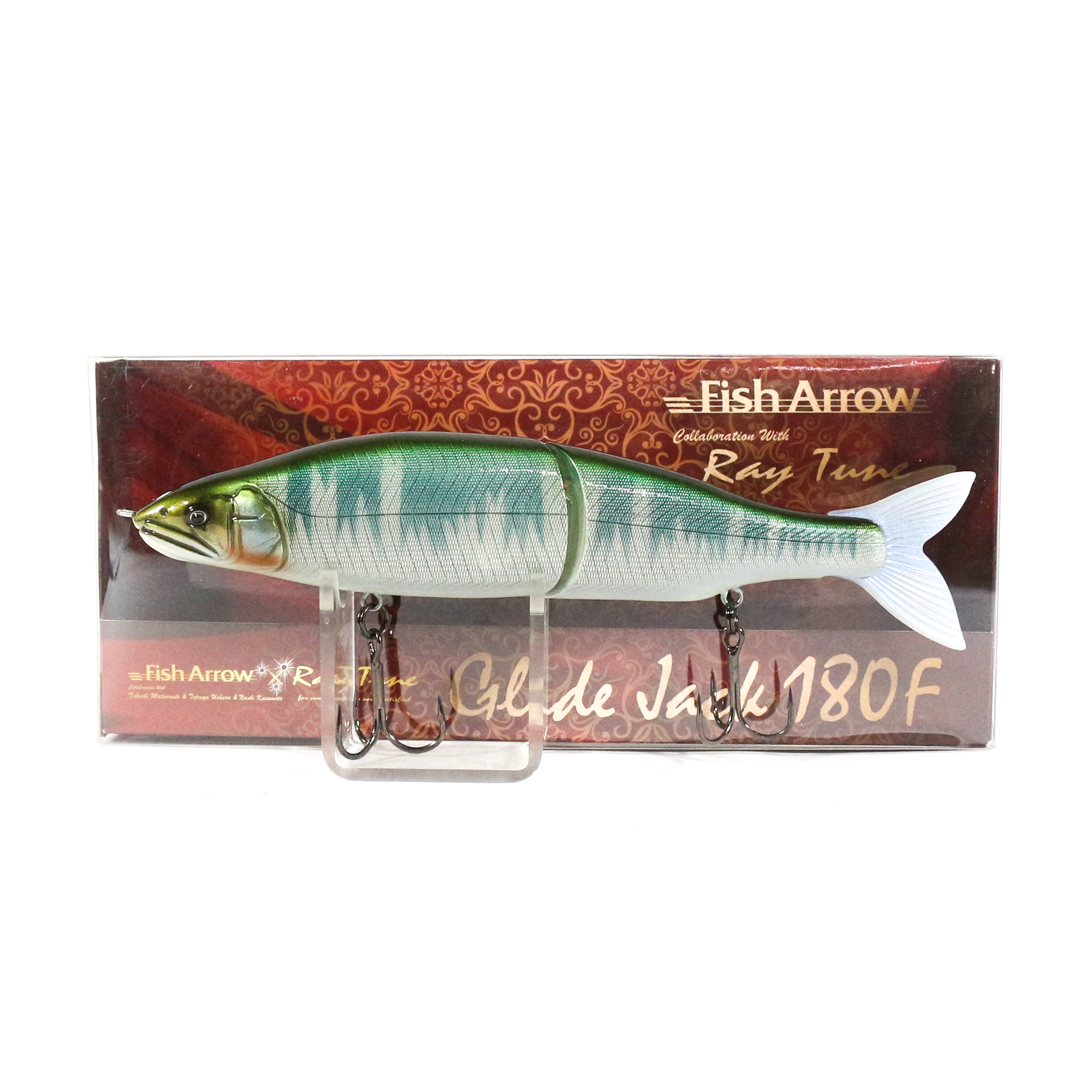 Fish Arrow Glide Jack 180F 57 grams Floating Lure #04 (2329)