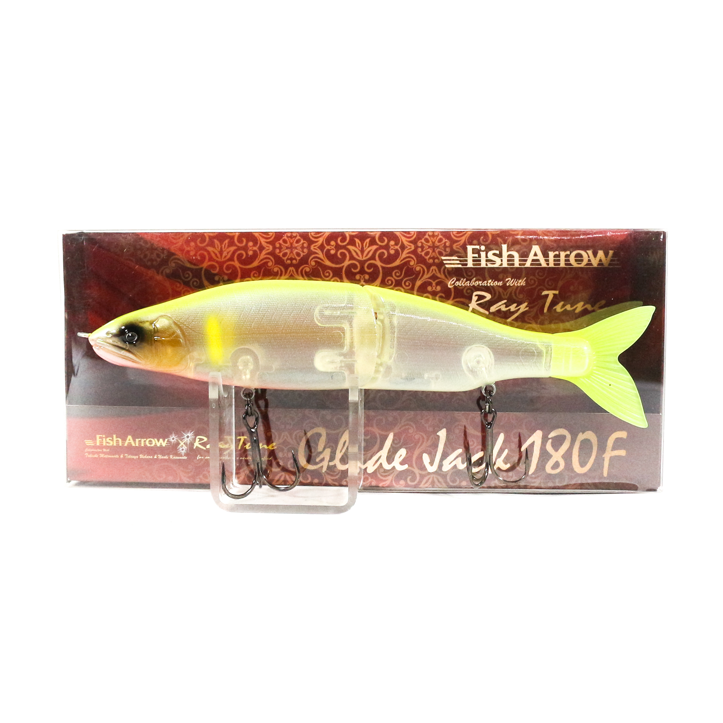 Fish Arrow Glide Jack 180F 57 grams Floating Lure #06 (2343)