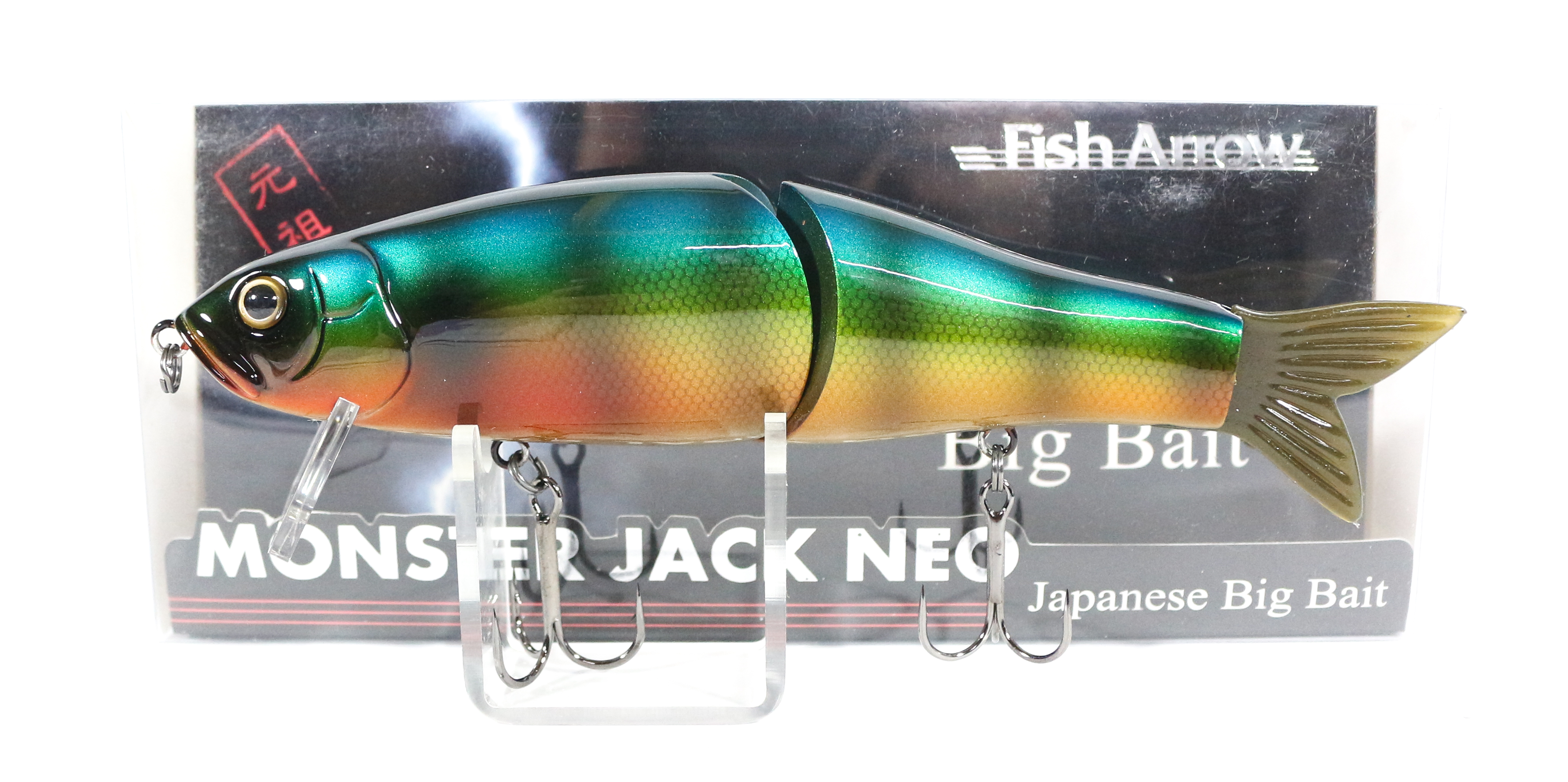 Fish Arrow Monster Jack Neo Big Bait Floating Lure 0356 (9280)