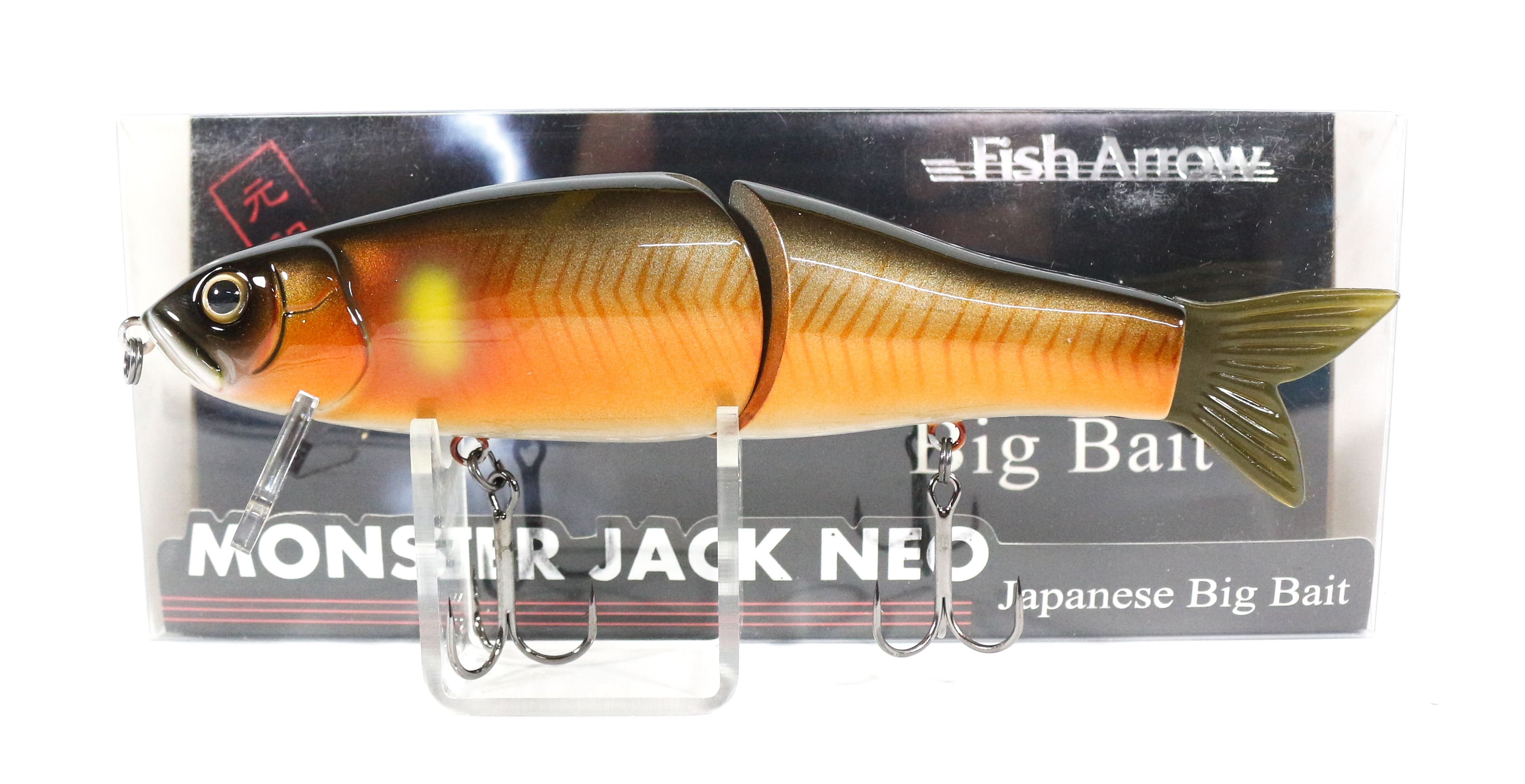 Fish Arrow Monster Jack Neo Big Bait Floating Lure 0358 (9303)
