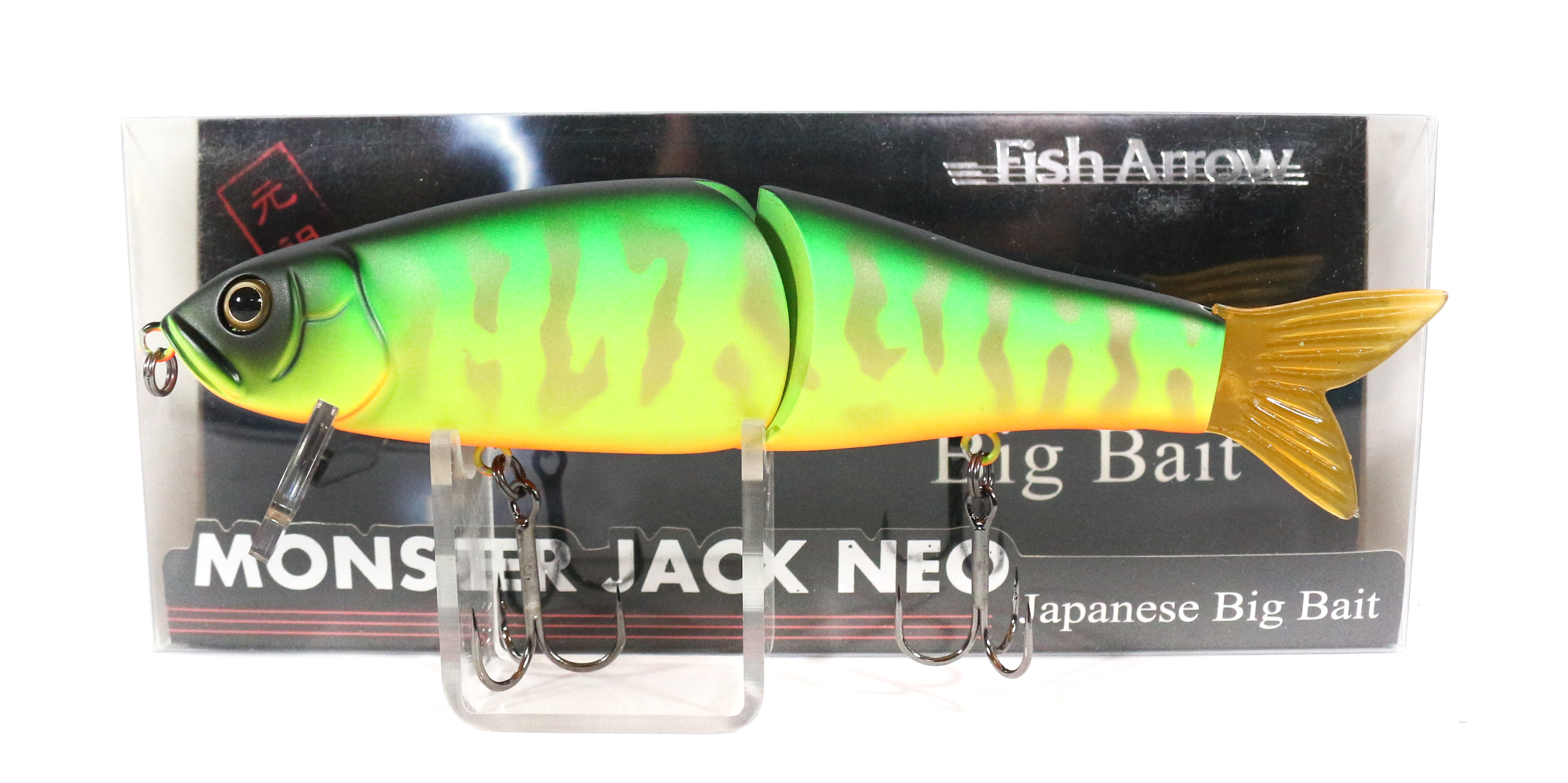 Fish Arrow Monster Jack Neo Big Bait Floating Lure 0359 (9310)