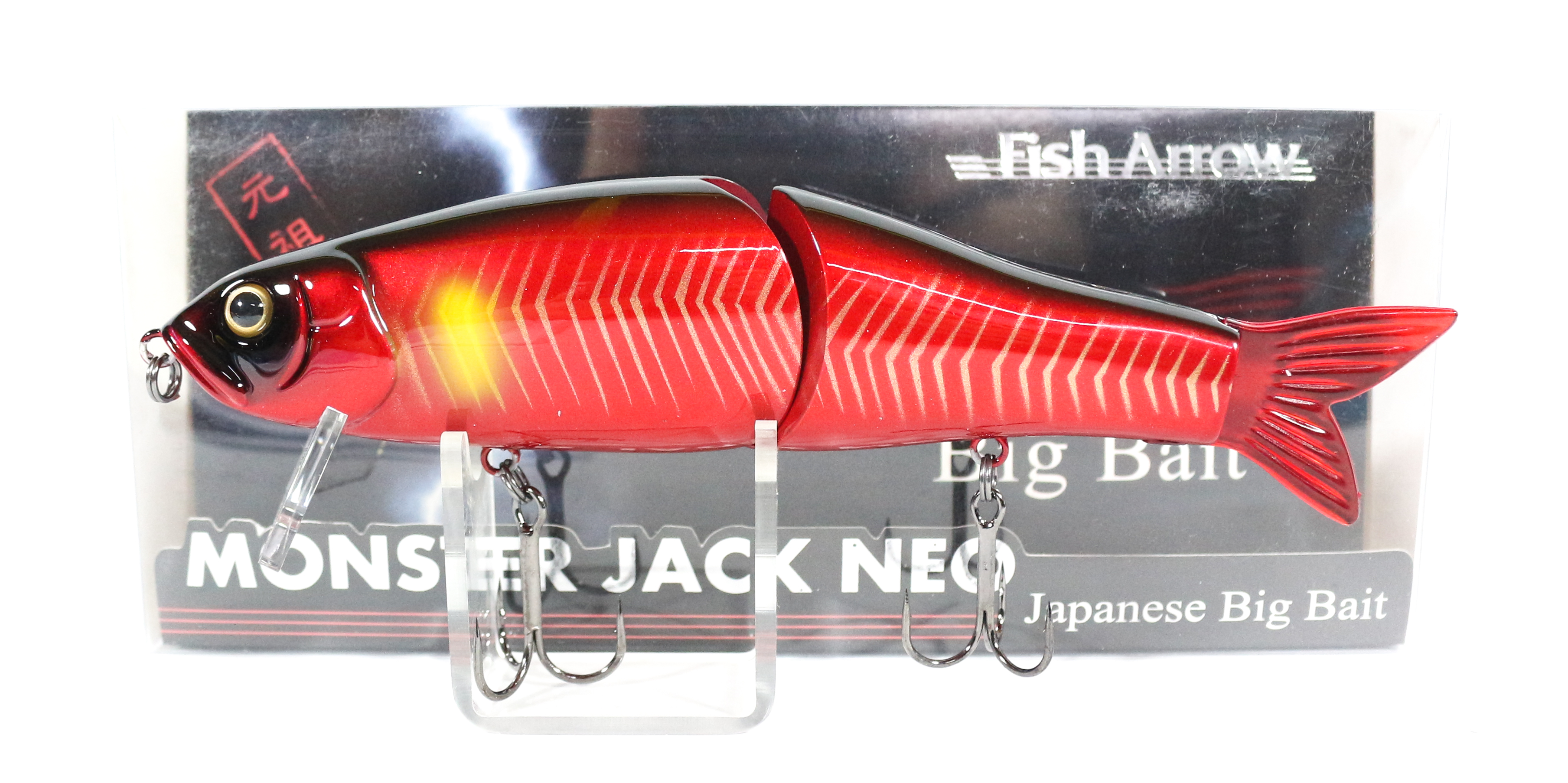 Fish Arrow Monster Jack Neo Big Bait Floating Lure 0360 (9327)