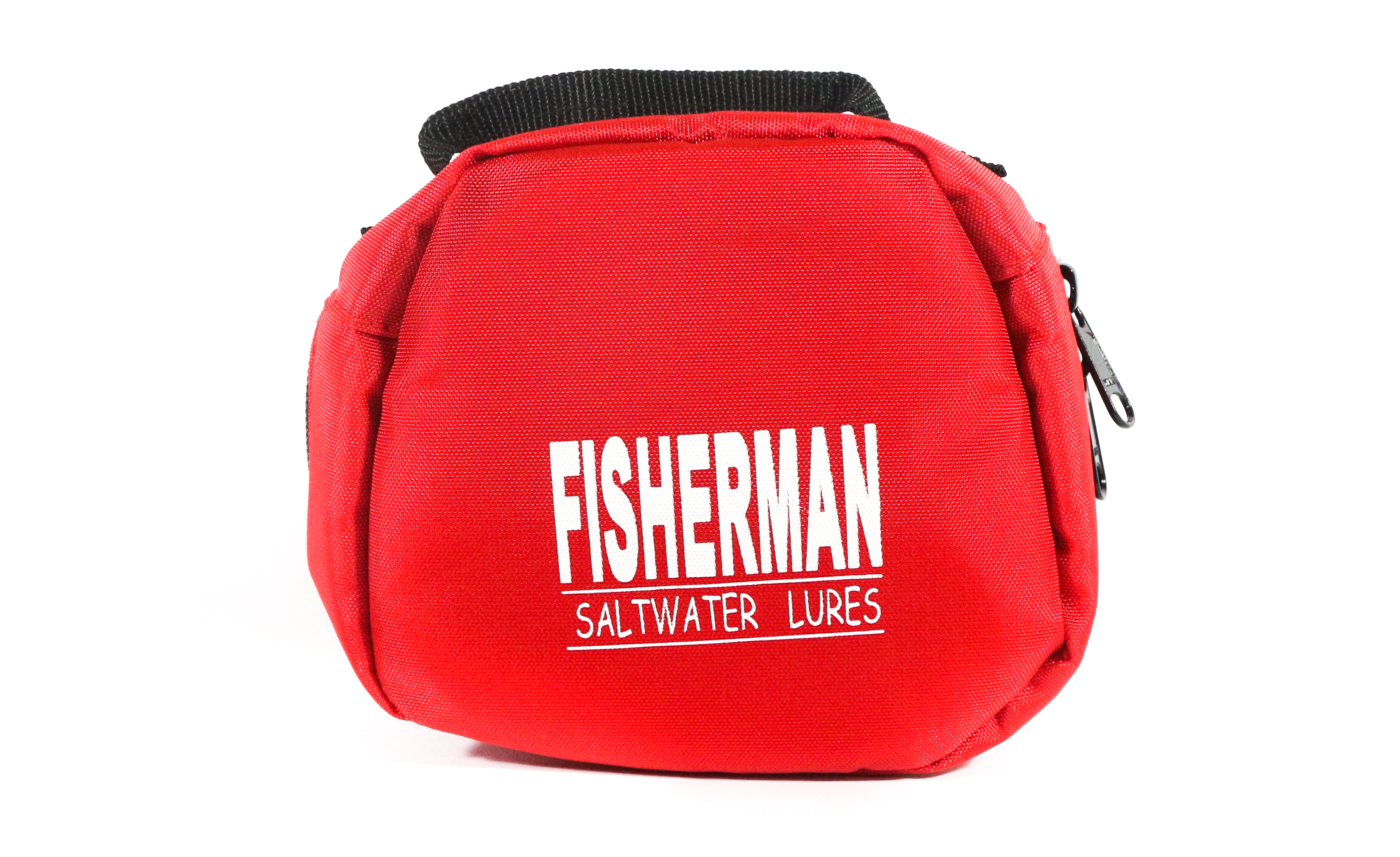 Fisherman Reel Case for Daiwa Saltiga Shimano Stella Red M (0027)