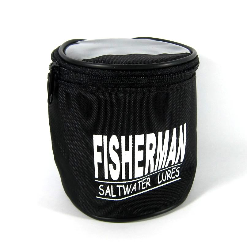 Fisherman Spool Case for Daiwa Saltiga Shimano Stella Black (0169)