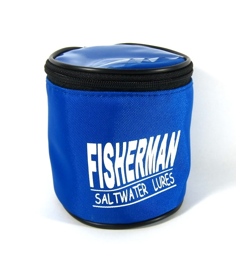 Fisherman Spool Case for Daiwa Saltiga Shimano Stella Blue (0215)