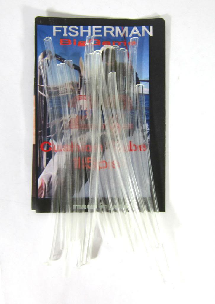 Fisherman Crimping System Plastic Cushion Tube Size 20 (0004)