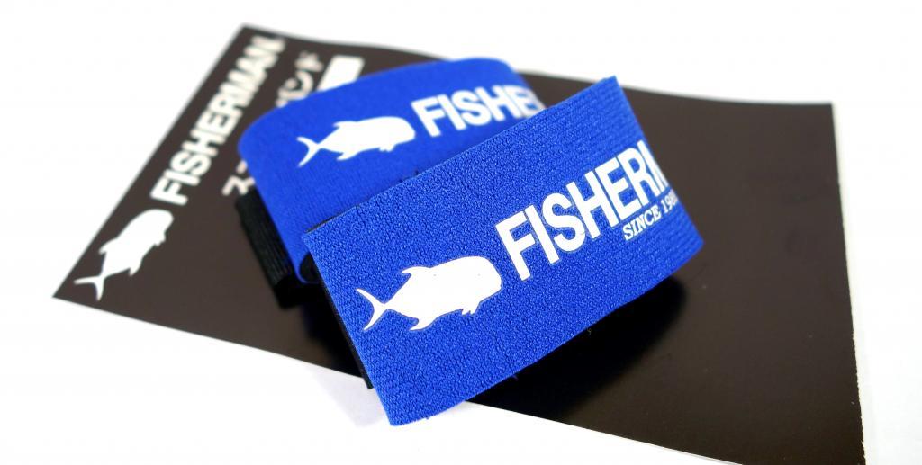 Fisherman Spool Belt For Spinning Reel Size S Blue (0365)