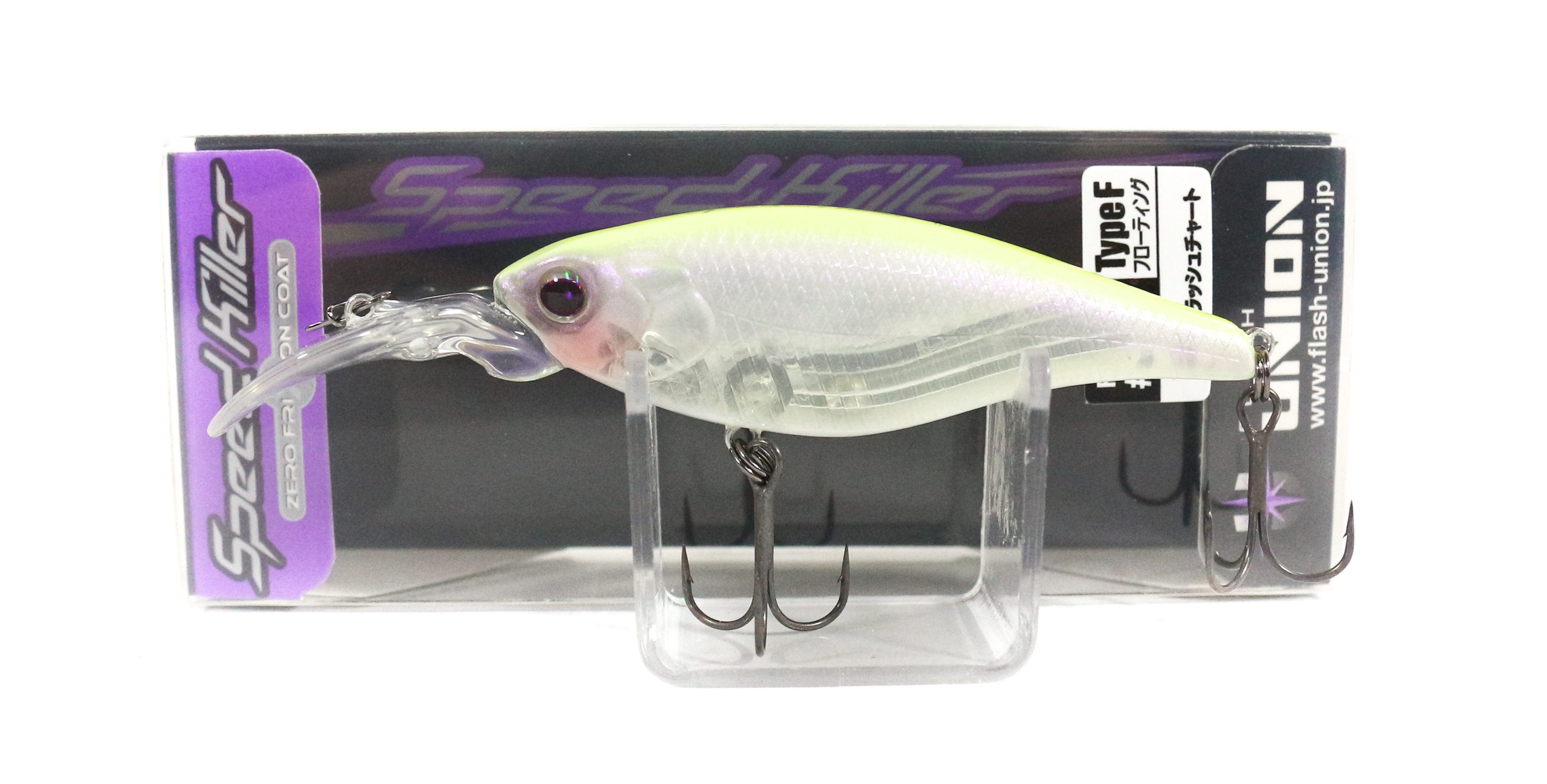 Sale Flash Union Speed Killer 60 mm Suspend Lure (5053)