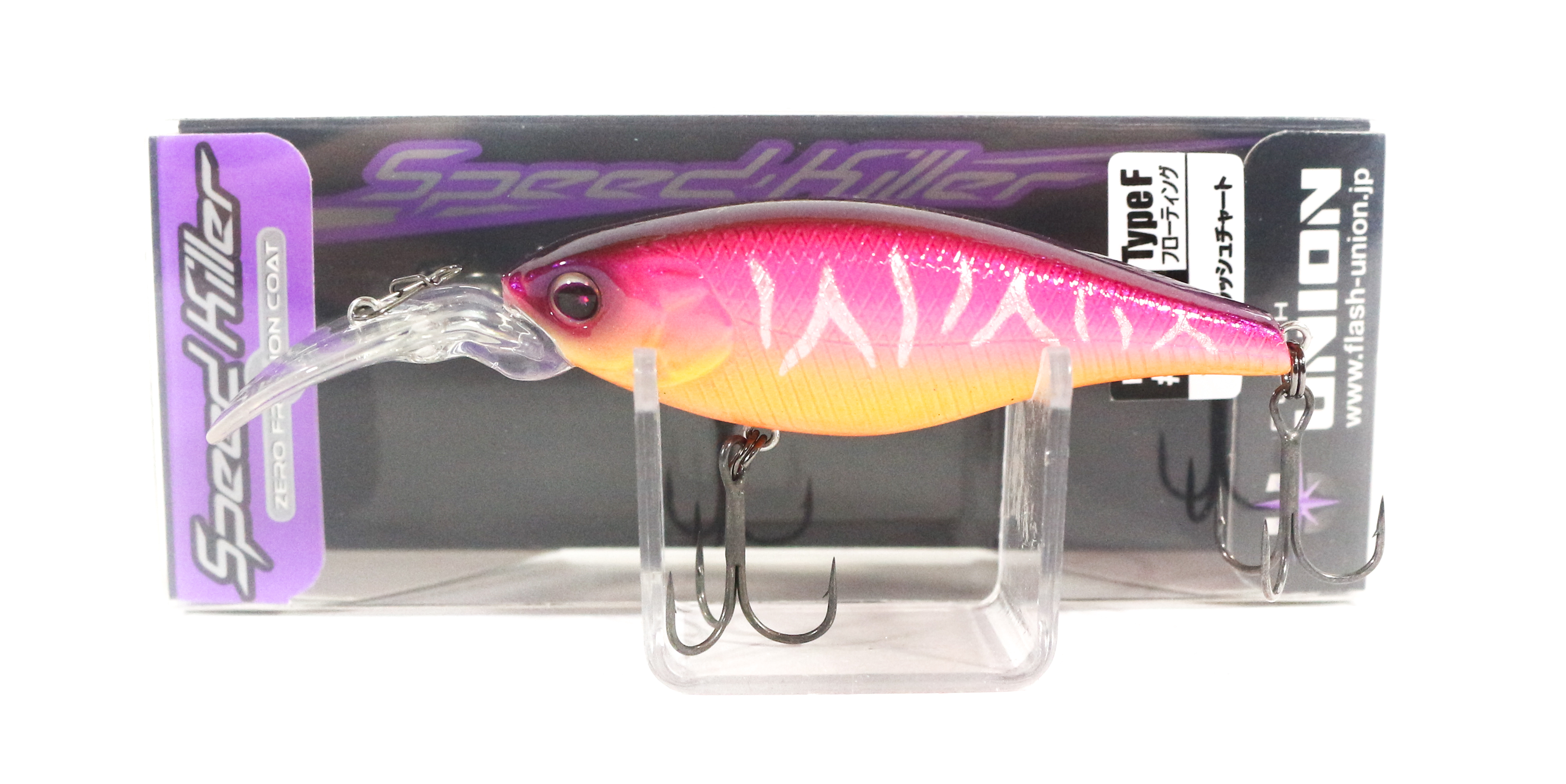 Sale Flash Union Speed Killer 60 mm Suspend Lure (5084)