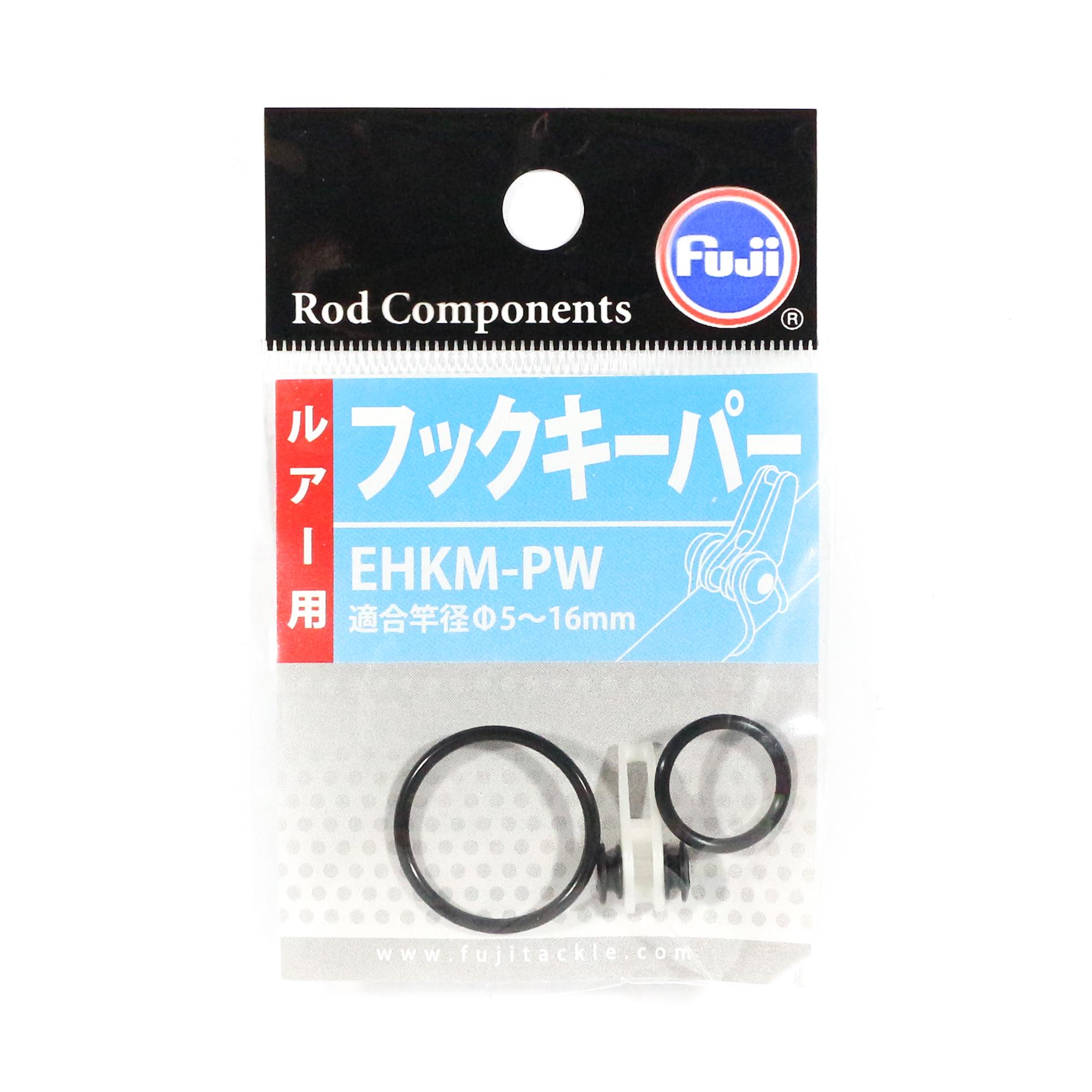 Fuji Adjustable Plastic Hook Keeper PW (1607)