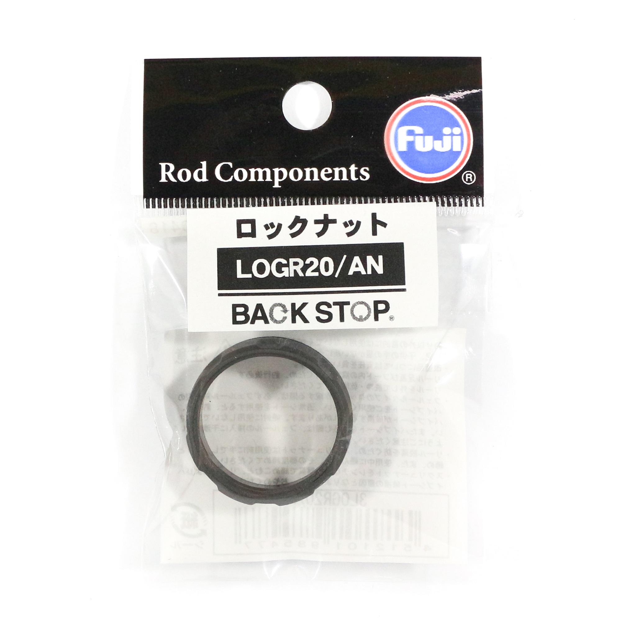 Fuji LOGR/AN Size 20/AN Reel Seat Back Stop Lock Nut x 1 piece (5477)