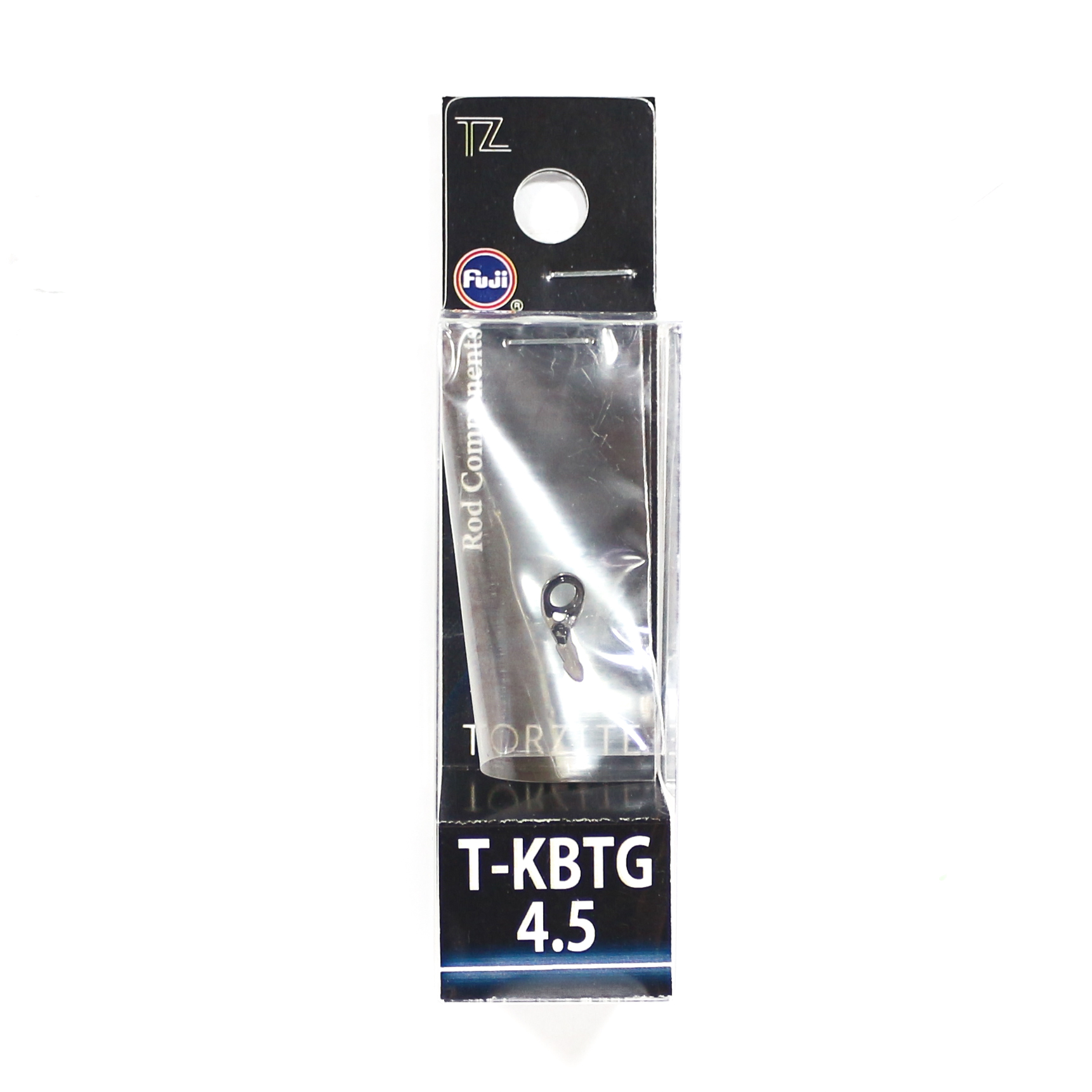 Fuji T-KBTG Size 4.5 Rod Guide Torzite Titanium Frame x 1 piece (3107)