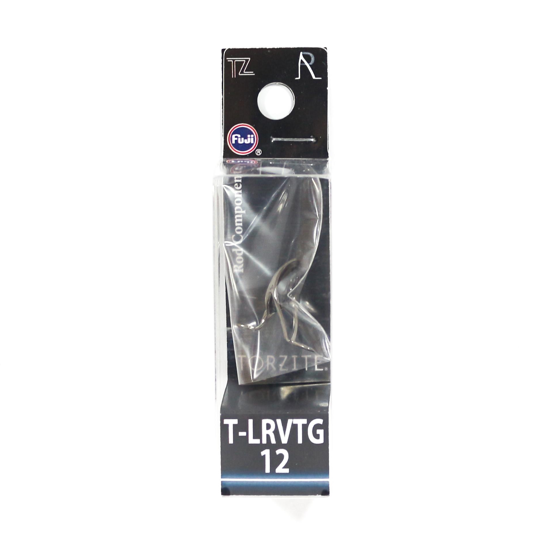 Fuji T-LRVTG Size 12 Rod Guide Titanium Frame SIC x 1 piece (8409)