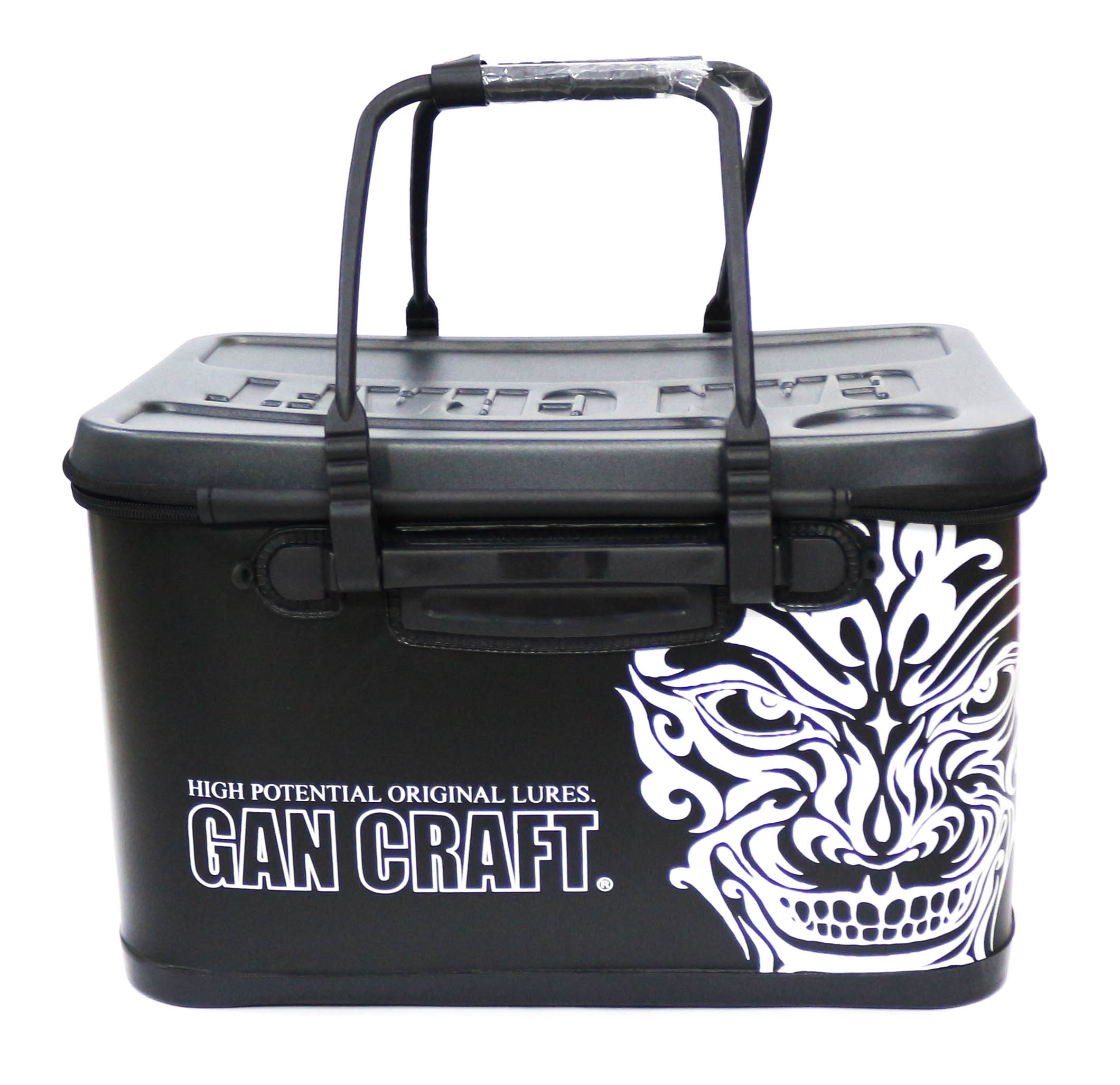 Gan Craft GB42 Version II Tackle Bag Bakkan 420 x 320 x 360 mm Black (7376)