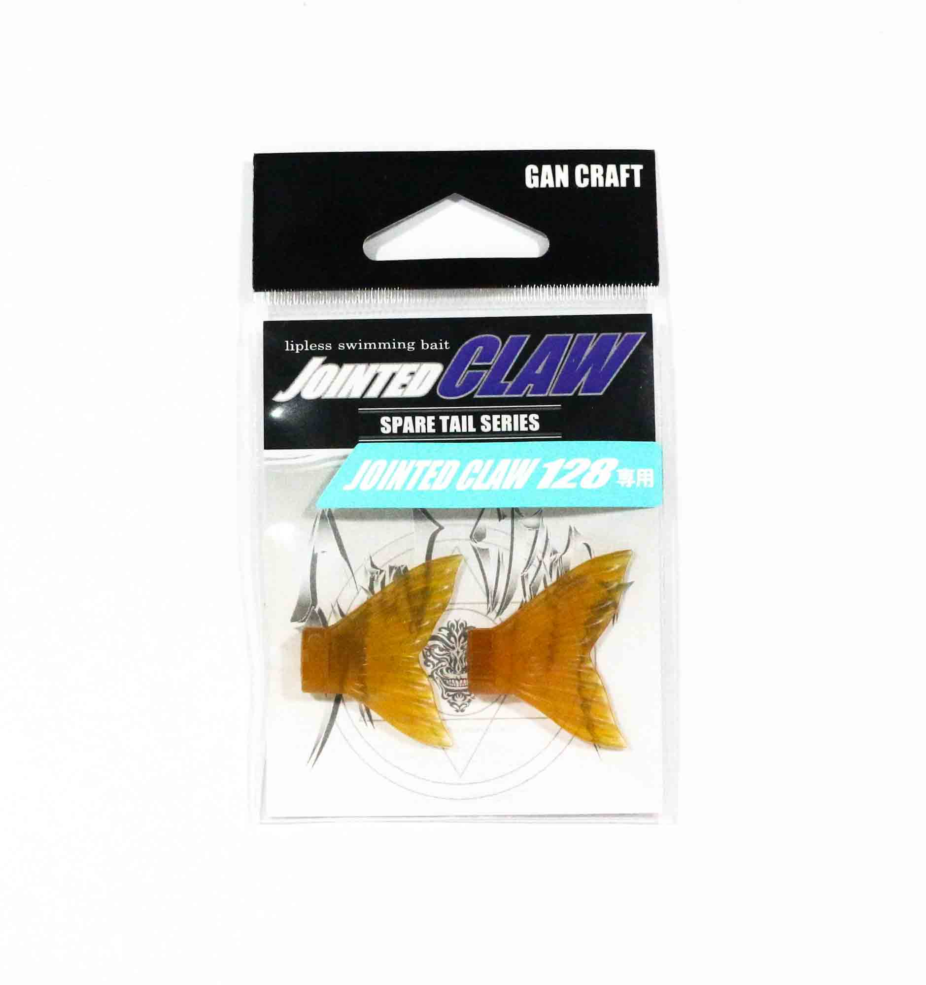 Gan Craft Jointed Claw 128 Spare Tail Normal 03 (1523)