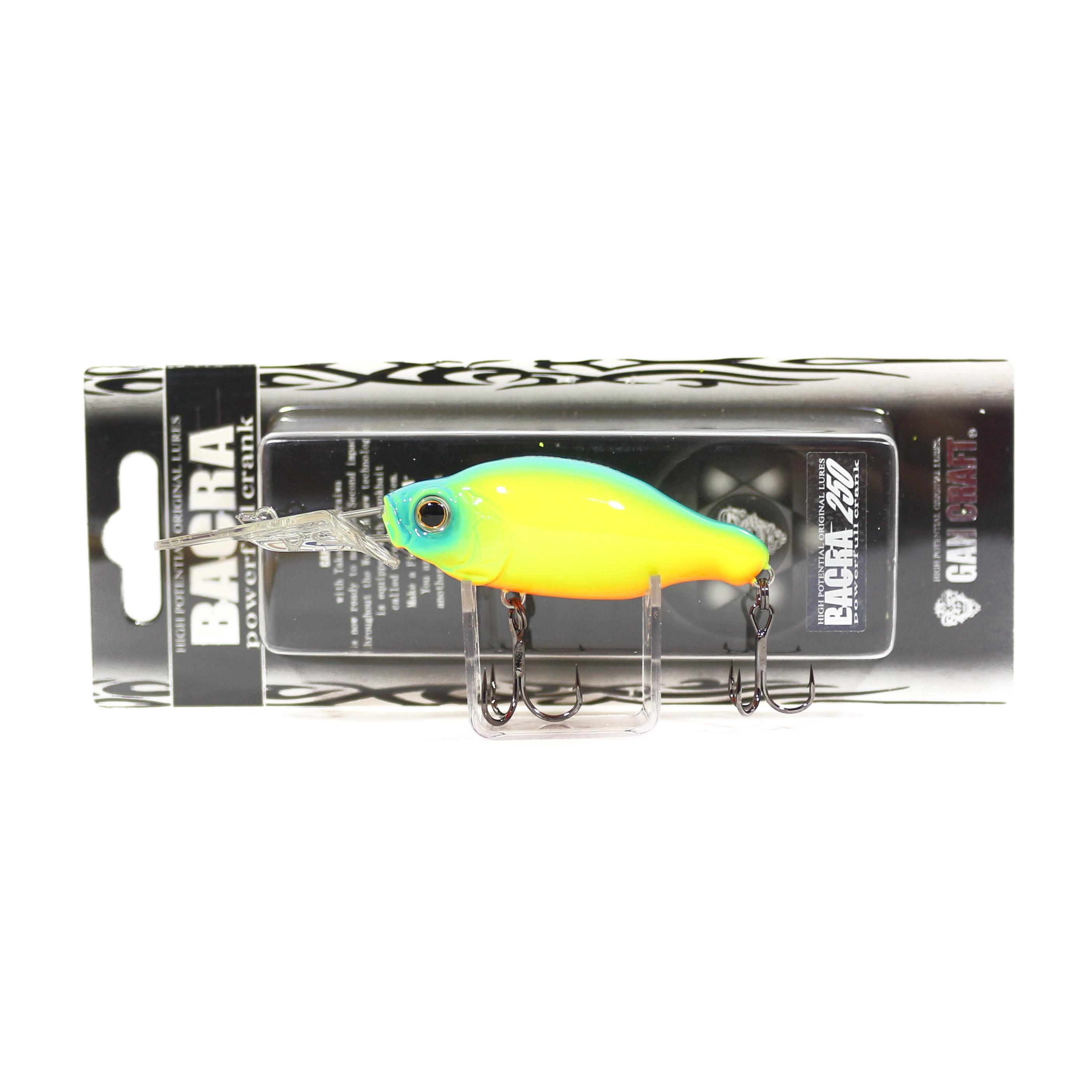Gan Craft Bacra 250 Diving Crank Bait Floating Lure 11 (8335)