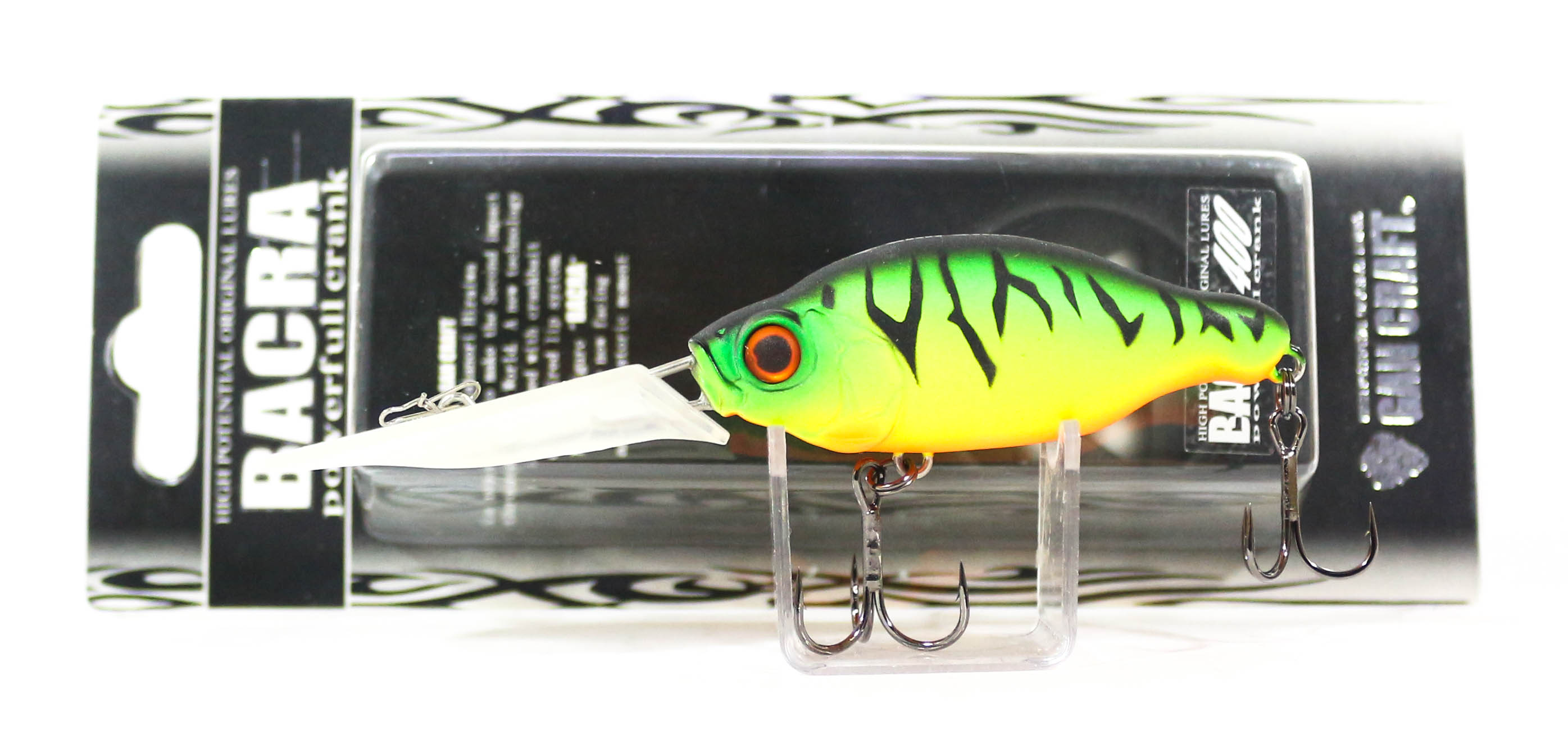 Gan Craft Bacra 400 Diving Crank Bait Floating Lure 10 (8458)