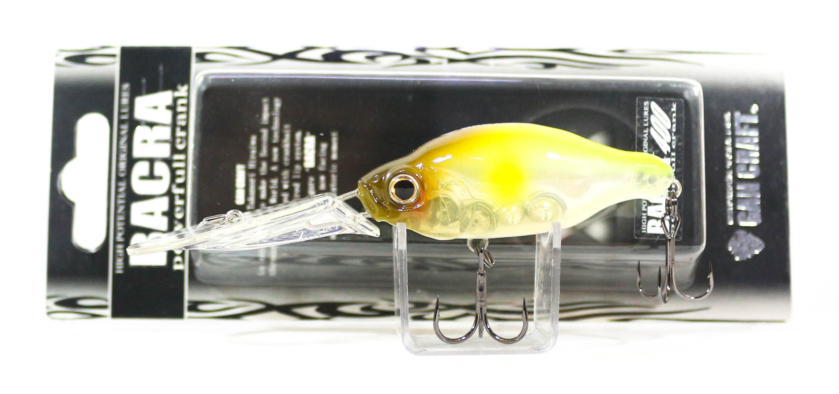 Gan Craft Bacra 400 Diving Crank Bait Floating Lure 13 (8472)