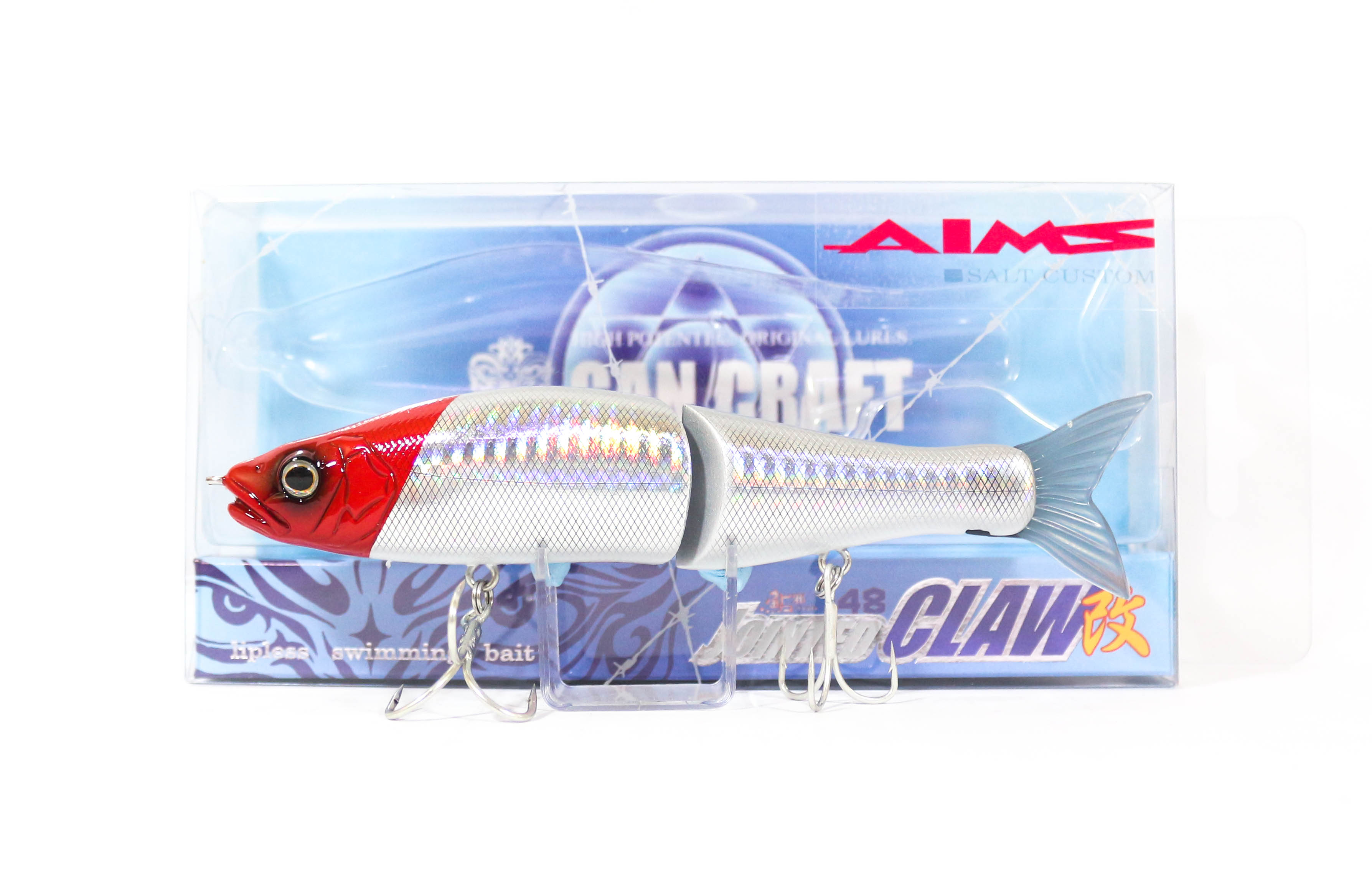 Gan Craft Jointed Claw 148S Salt Floating Jointed Lure AS-09 (0090)