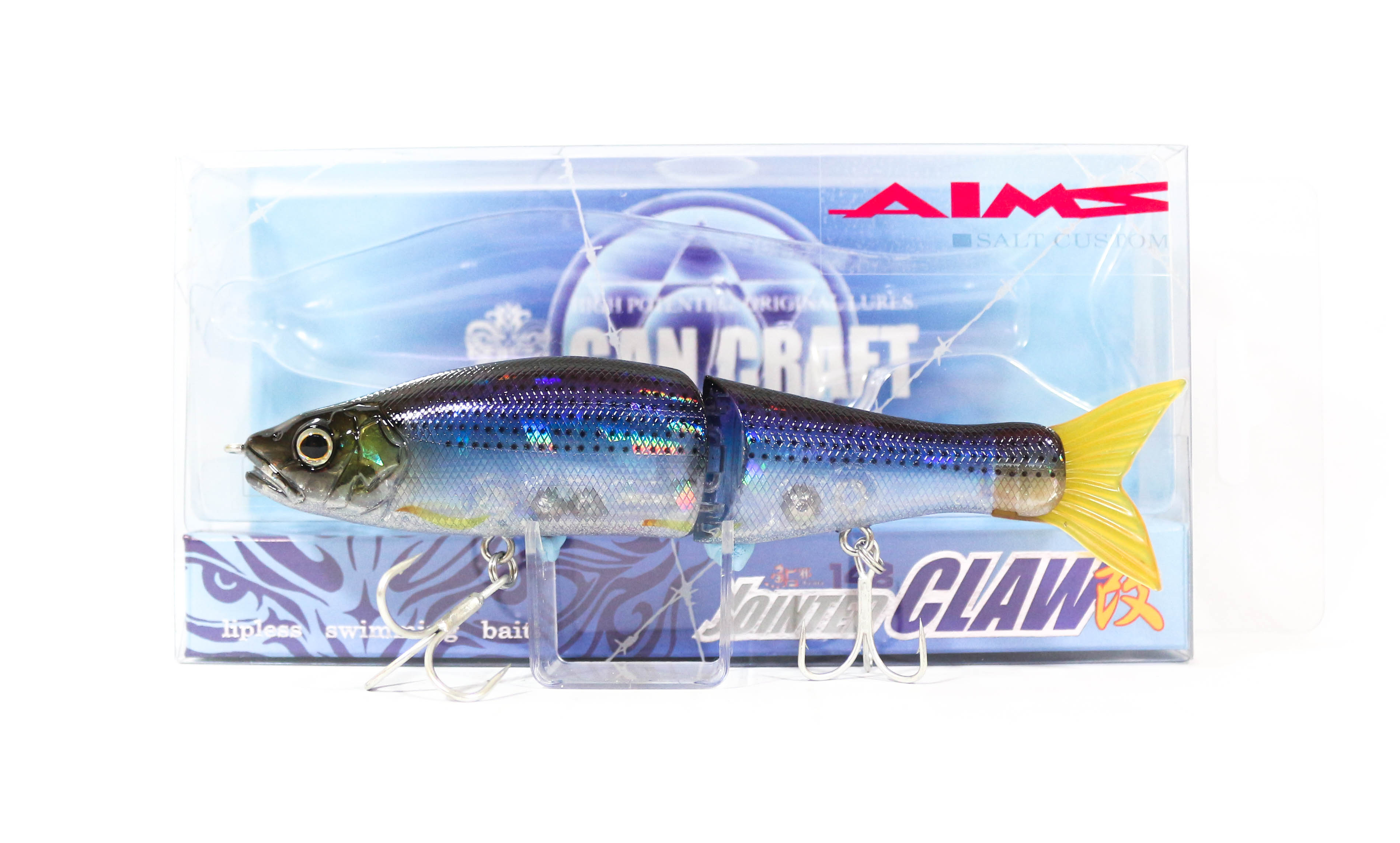 Gan Craft Jointed Claw 148S Salt Floating Jointed Lure AS-14 (0144)