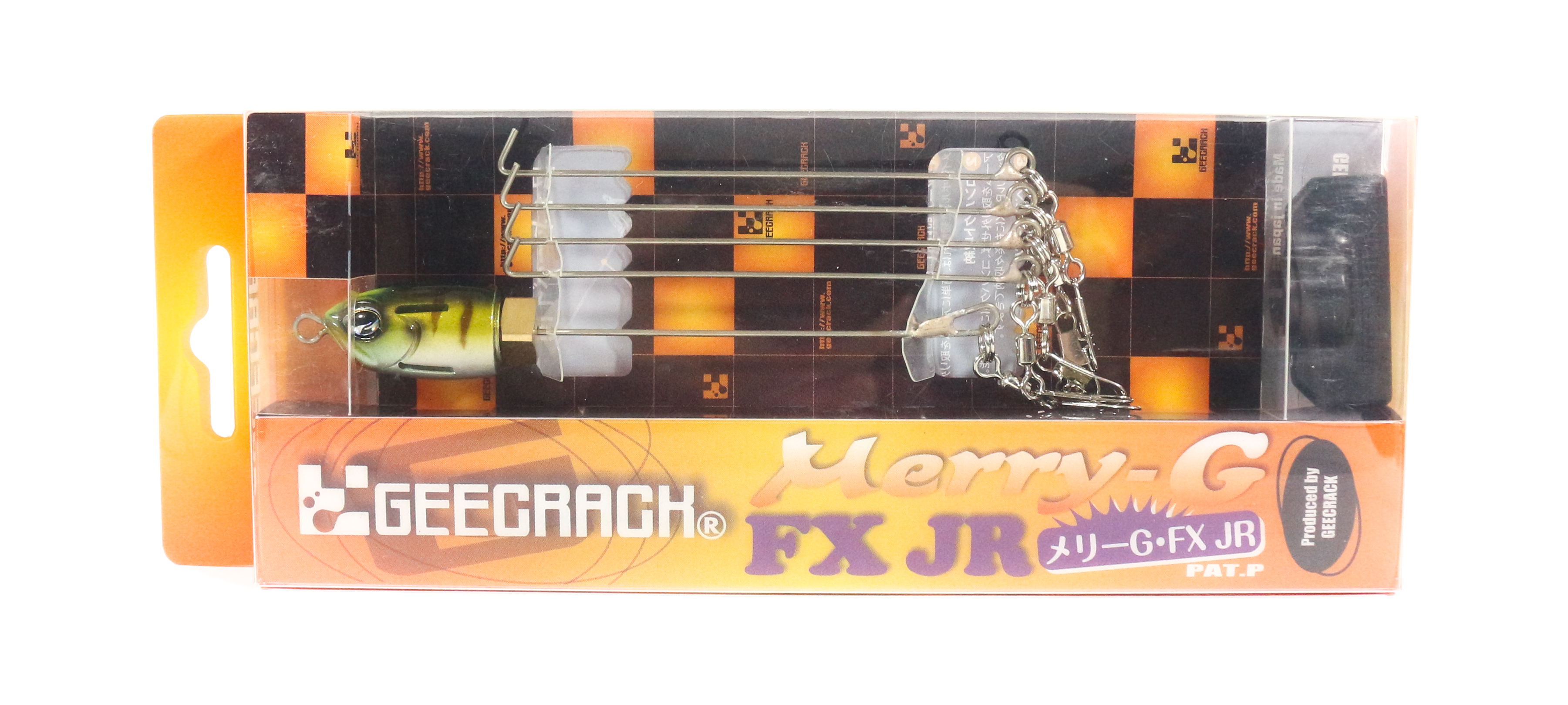 Sale Gee Crack Merry-G FX Jr Umbrella Rig 5/8 oz 012 (8200)