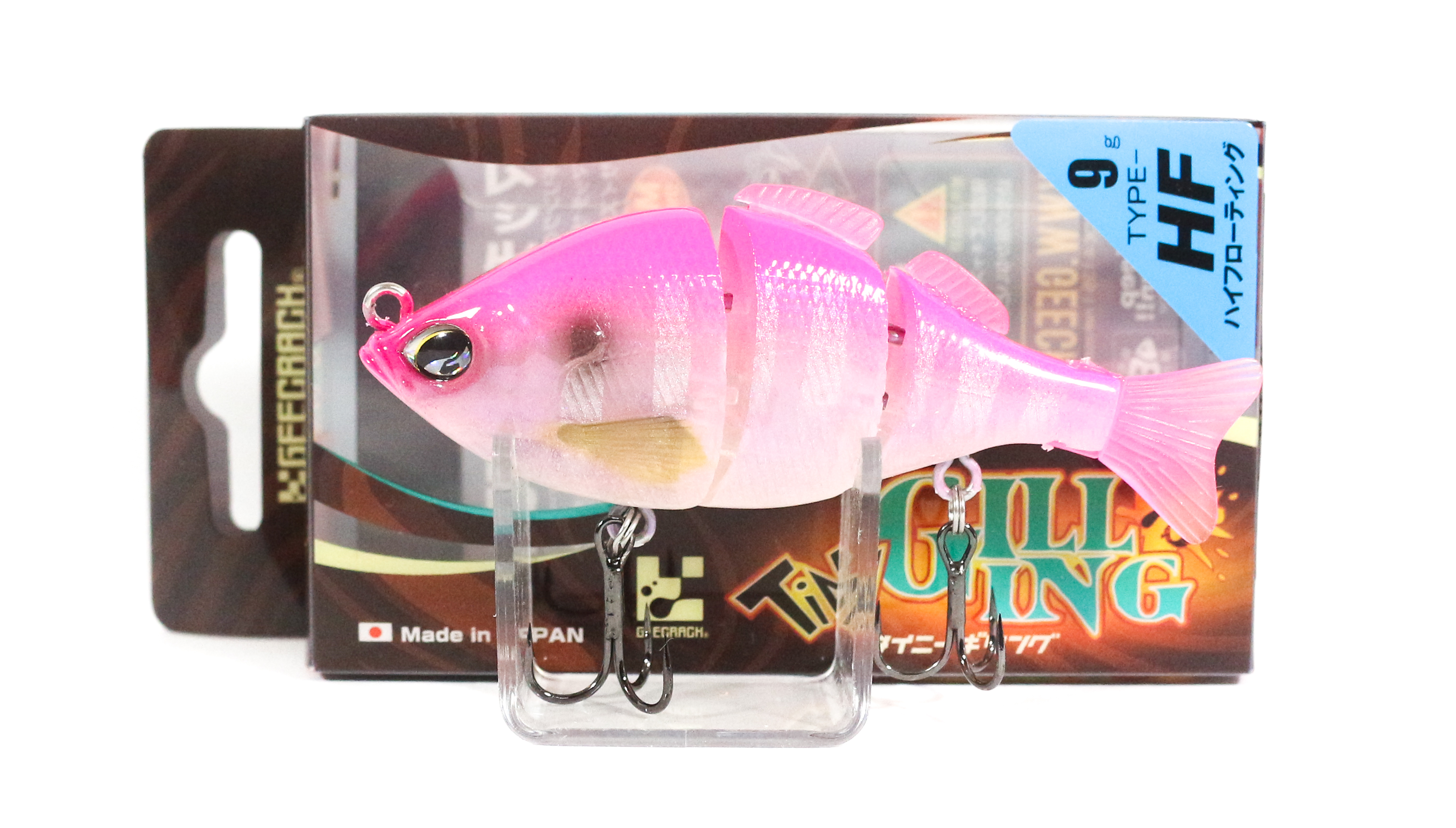 Sale Gee Crack Tiny Gilling 75HF Floating Lure 033 (5056)