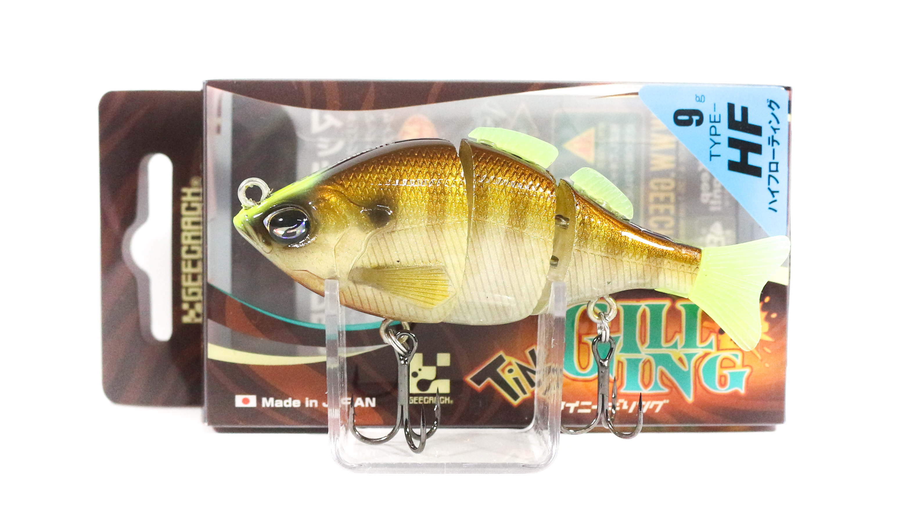 Sale Gee Crack Tiny Gilling 75HF Floating Lure 034 (5063)