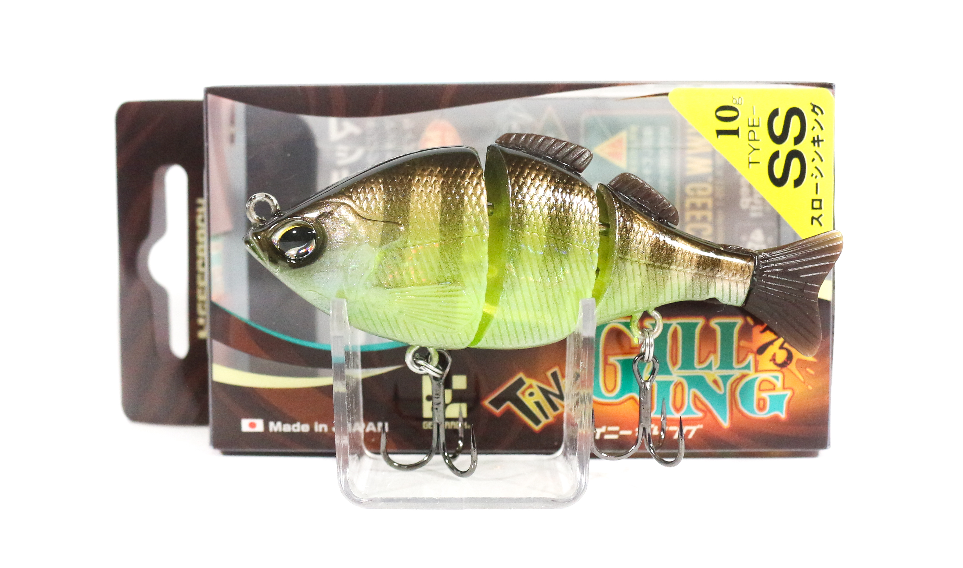 Sale Gee Crack Tiny Gilling 75SS Sinking Lure 038 (2239)