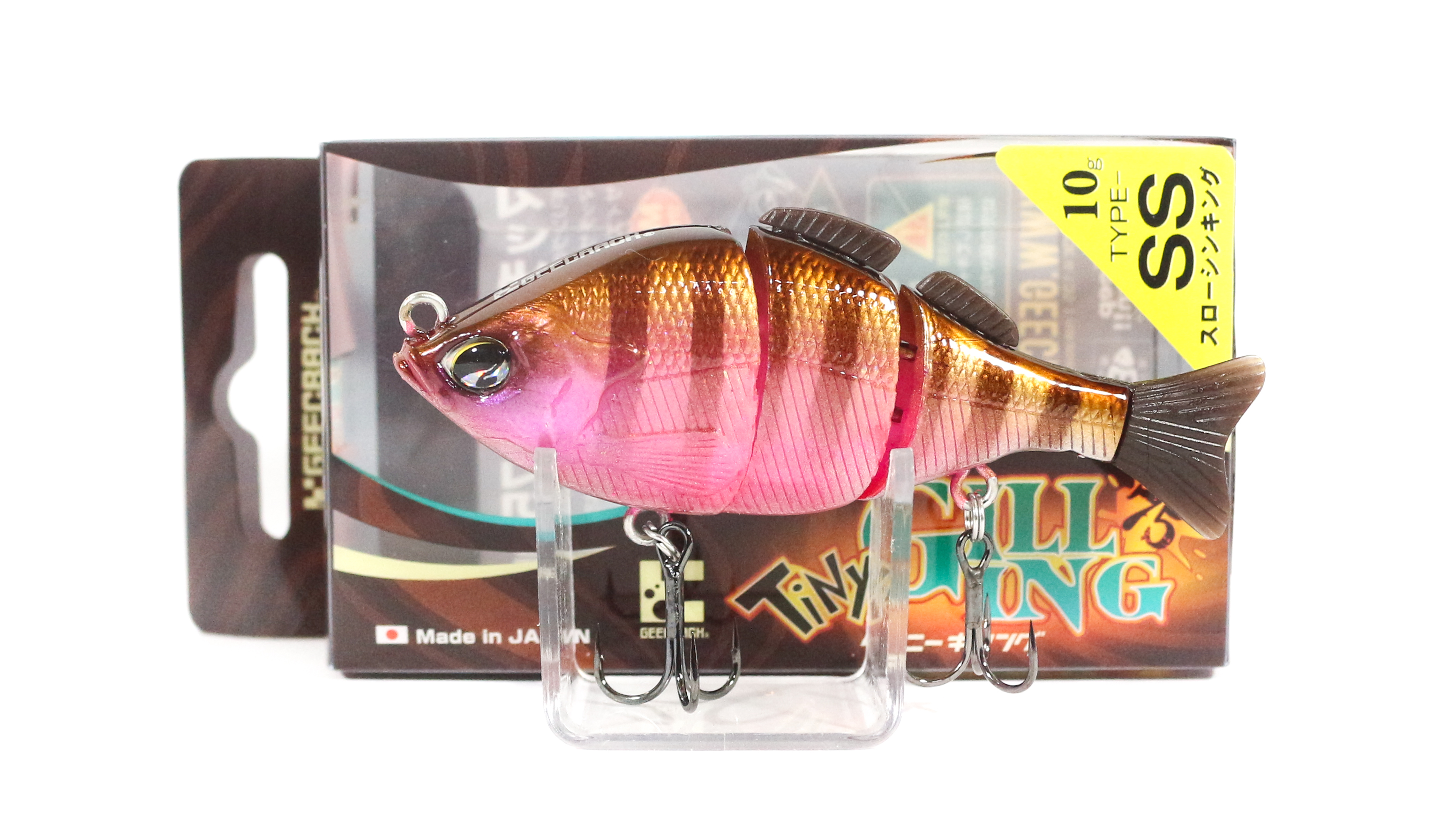 Sale Gee Crack Tiny Gilling 75SS Sinking Lure 039 (2246)