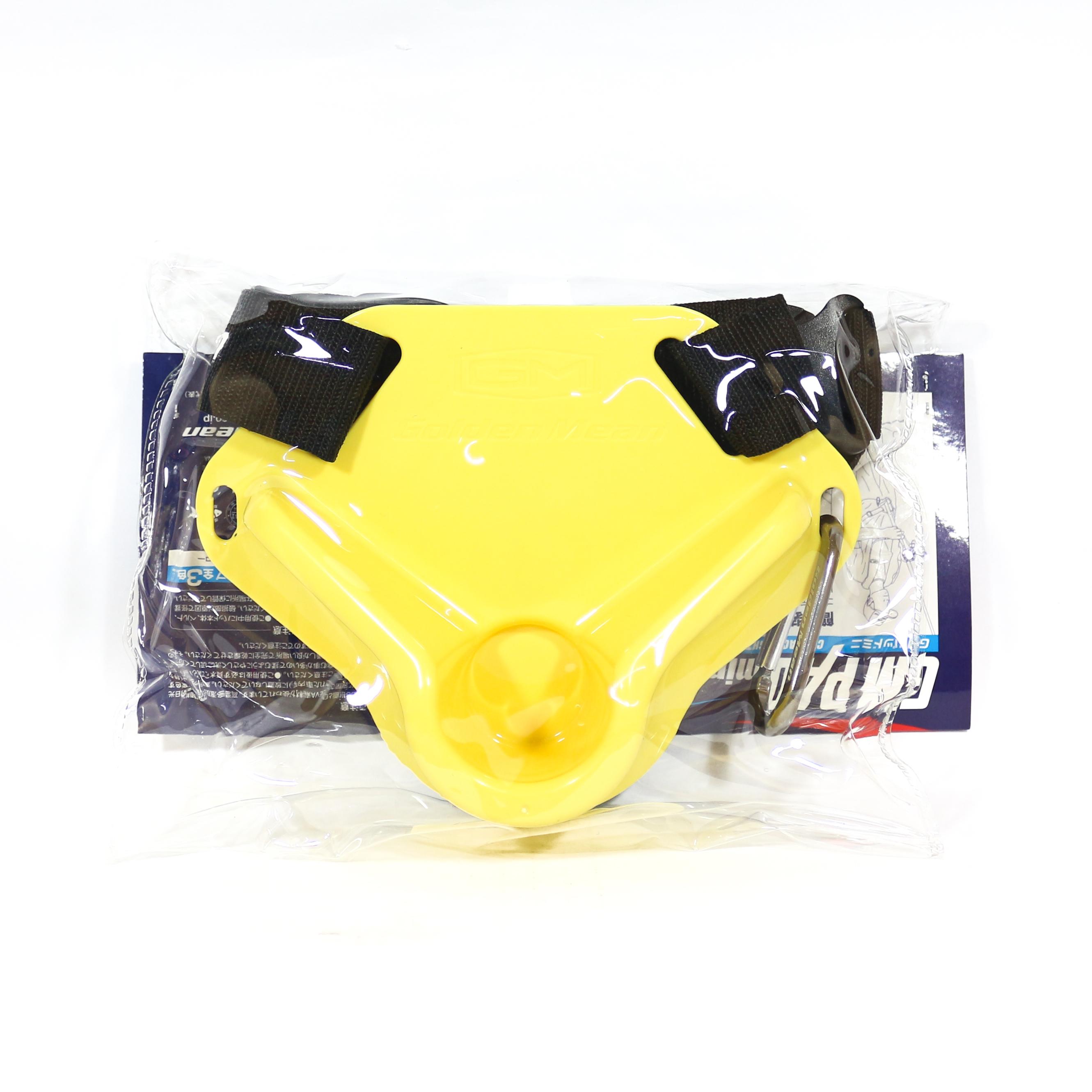 Golden Mean Fighting Pad Mini Light Yellow (4767)
