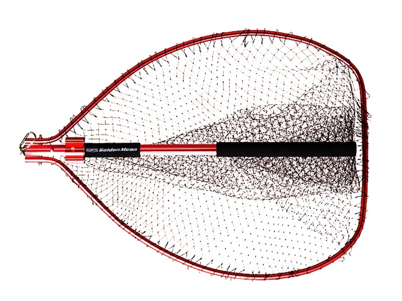Golden Mean Gunner Net 740 x 540 mm Red (3495)