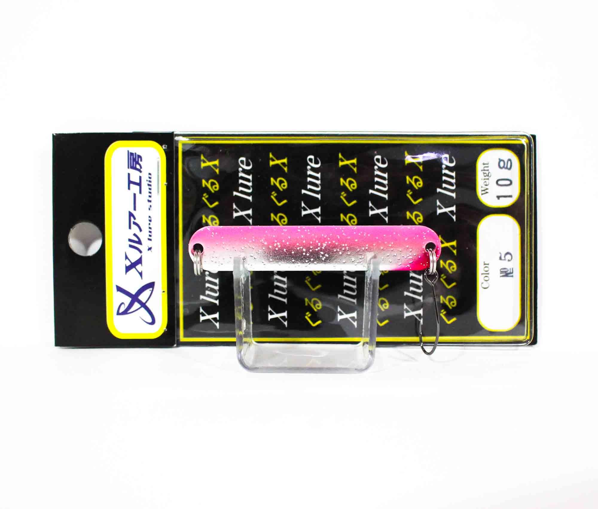 Guru Guru X Lure Trout Spoon 10 grams 57 mm No5.S (6172)