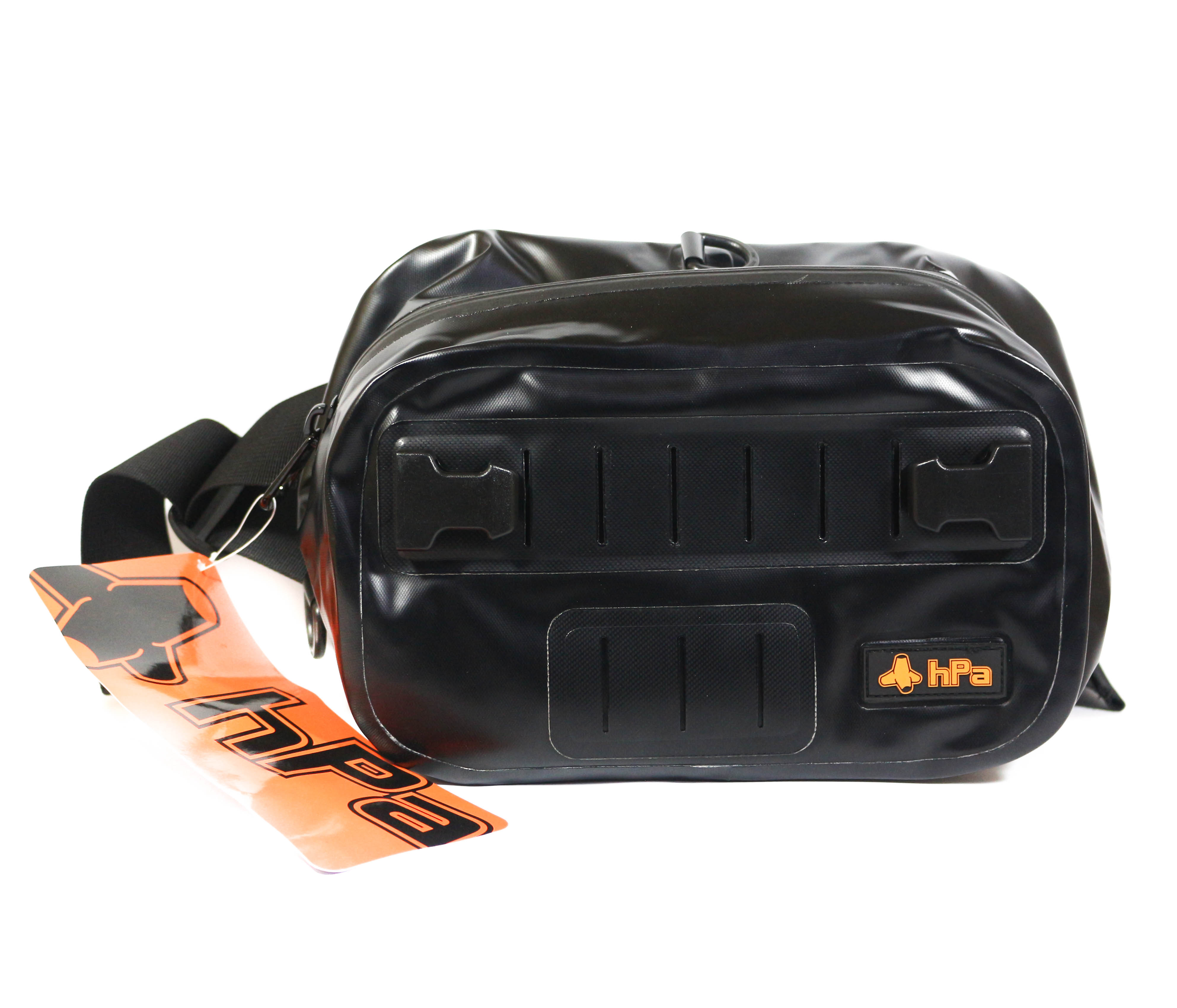 HPA Infladry 6 Waistpack 27 x 18 x 10cm 6 litres Black (0061)