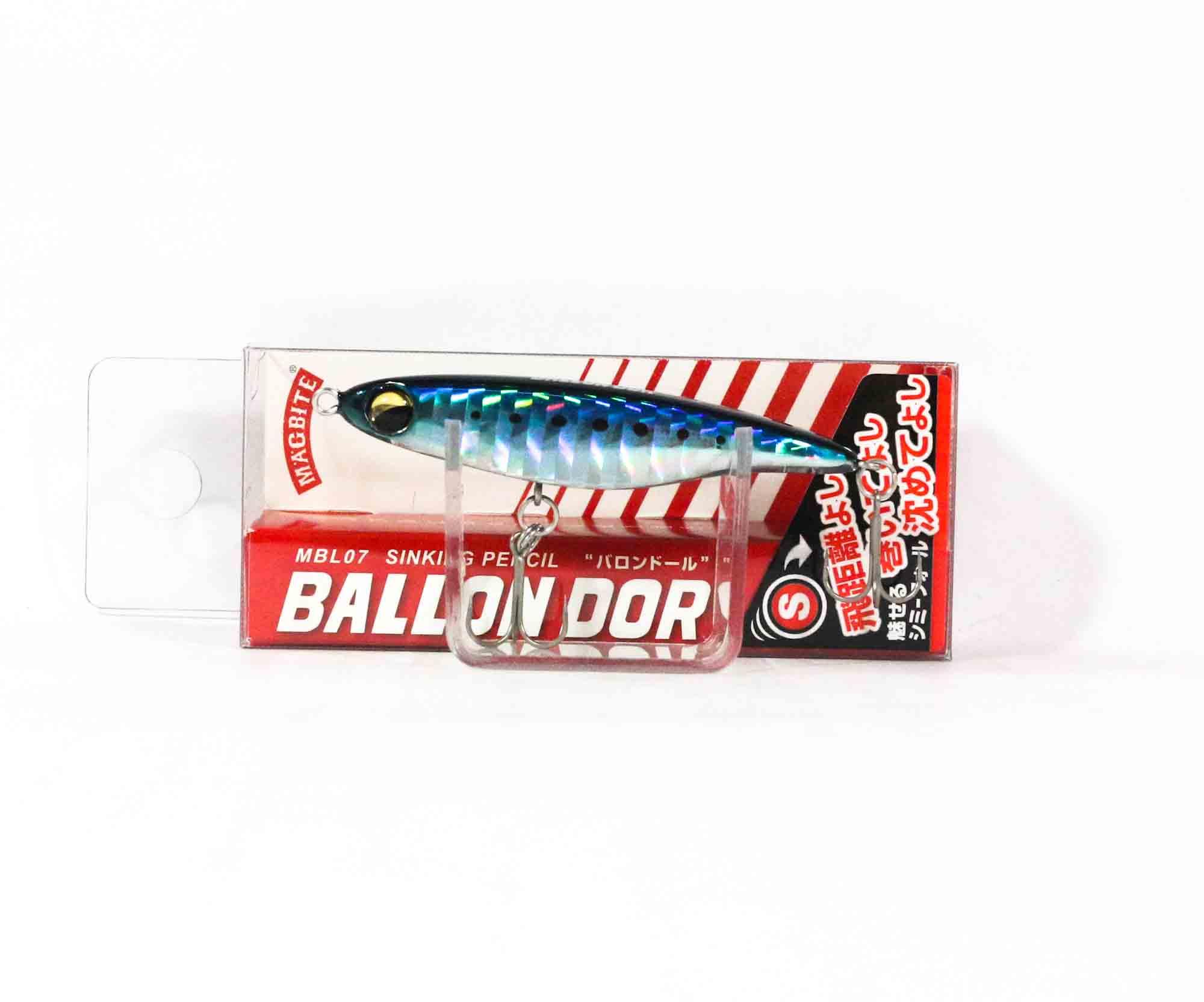 Harimitsu Mag Bite Ballon Dor Sinking Pencil Lure 4 grams (4856)