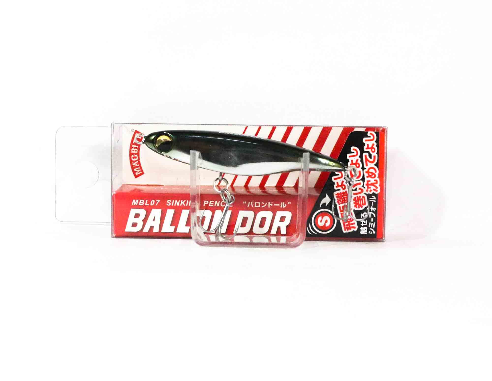 Harimitsu Mag Bite Ballon Dor Sinking Pencil Lure 4 grams (4863)