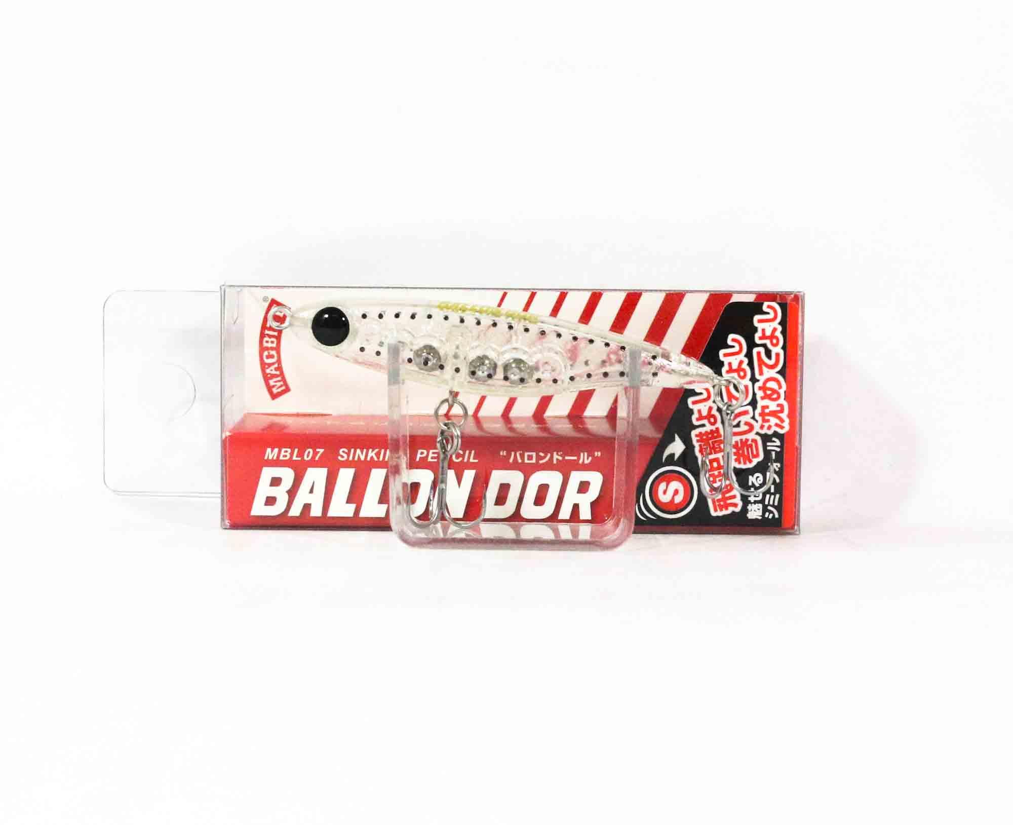 Harimitsu Mag Bite Ballon Dor Sinking Pencil Lure 4 grams (6102)