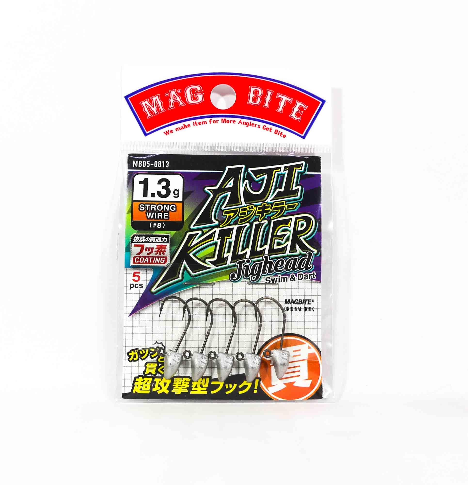 Harimitsu Mag bite Jighead Aji Killer 1.3 grams size 8 (6010)