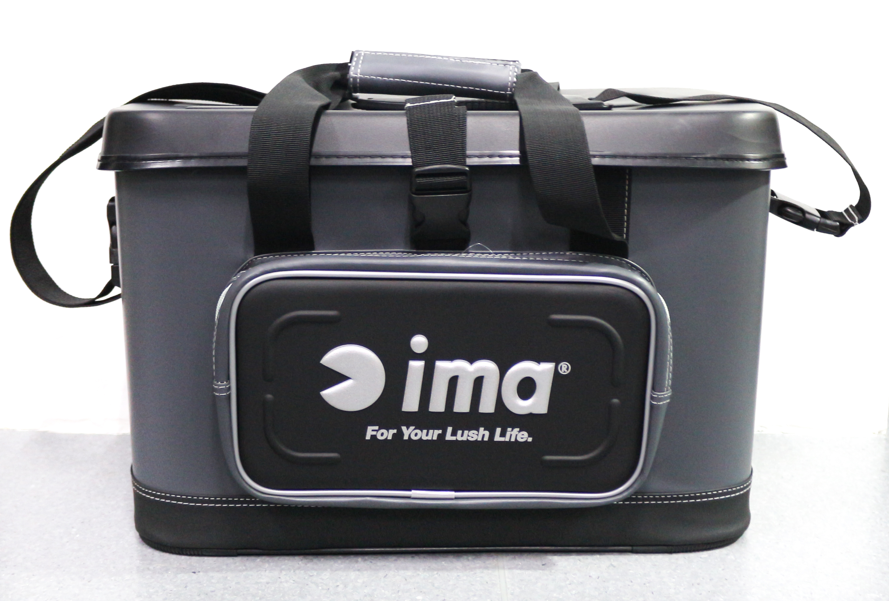 Sale Ima Tackle Bag Bakkan Water Proof 25L Silver (1193)