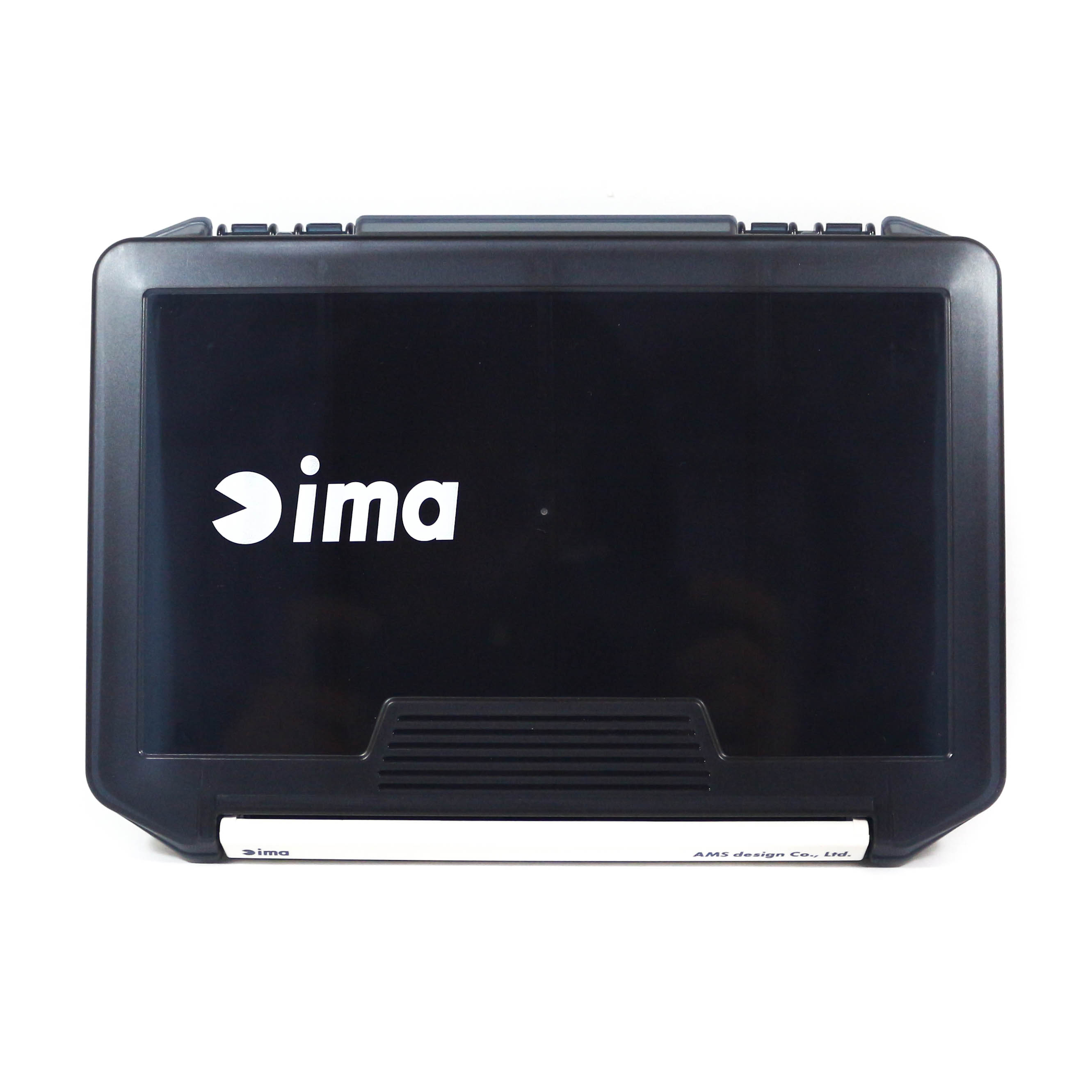 Ima 3010 NDM Tackle Lure Box Case Original 205 x 145 x 40 mm Navy (5414)
